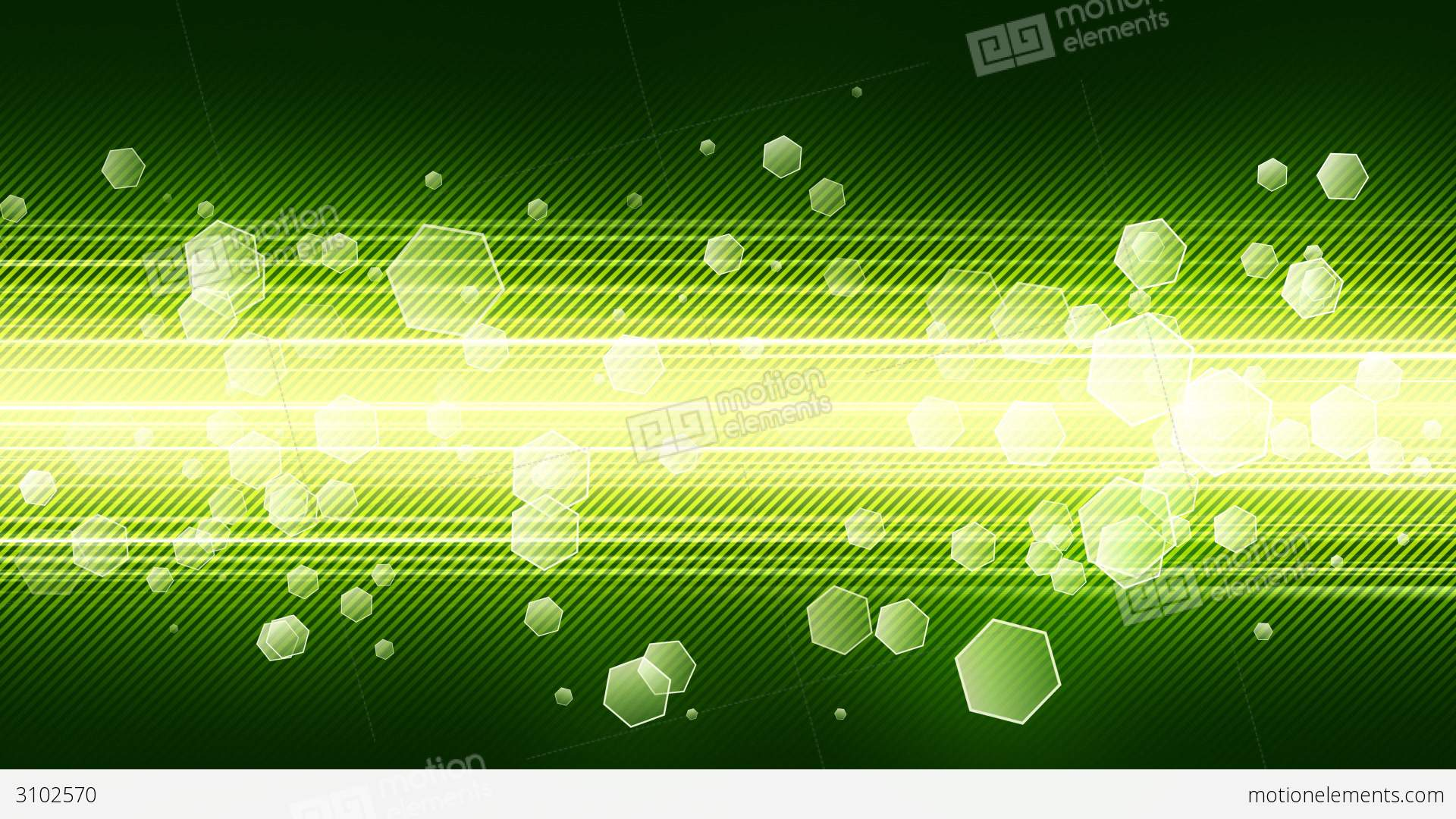 green technology background stock animation 3102570