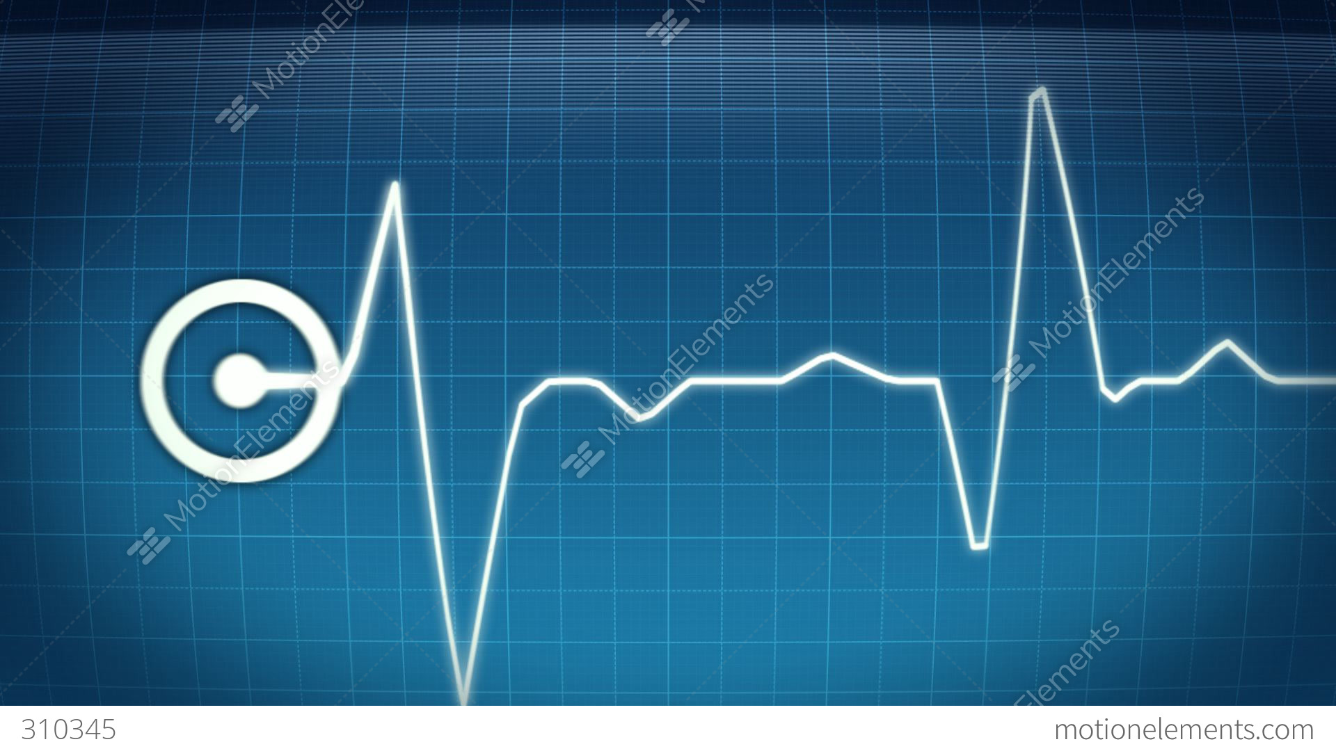 Pulse Wave Stock Animation | Royalty-Free Stock Animation Library ...