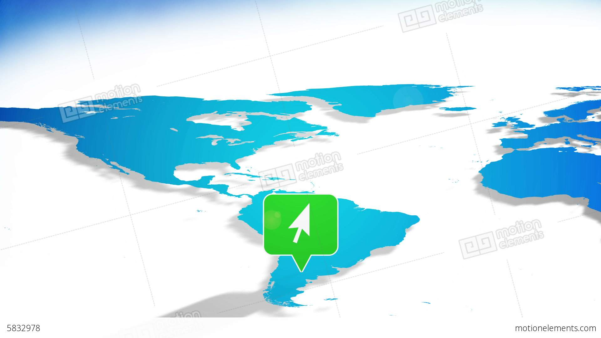App icons popping up on world map stock animation 5832978 app icons popping up on world map stock video footage gumiabroncs Images