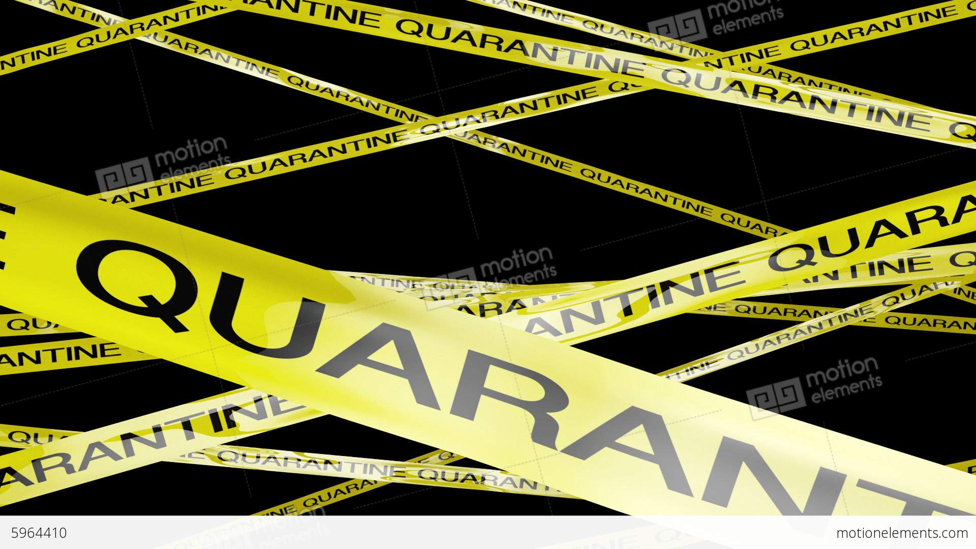Quarantine signs 1 matte stock animation 5964410 quarantine signs 1 matte stock video footage biocorpaavc Image collections