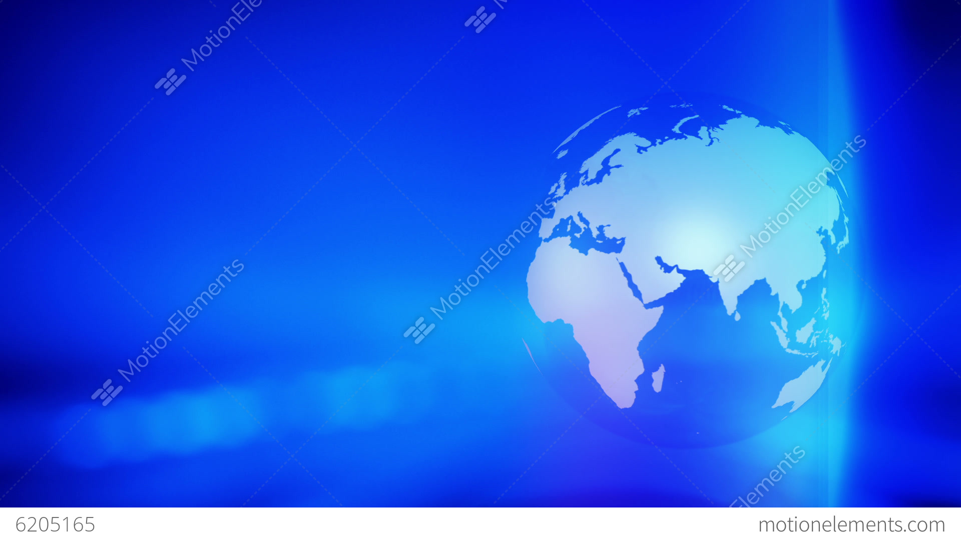Background image rotate 90 - Rotating Globe Blue Abstract Background Stock Video Footage