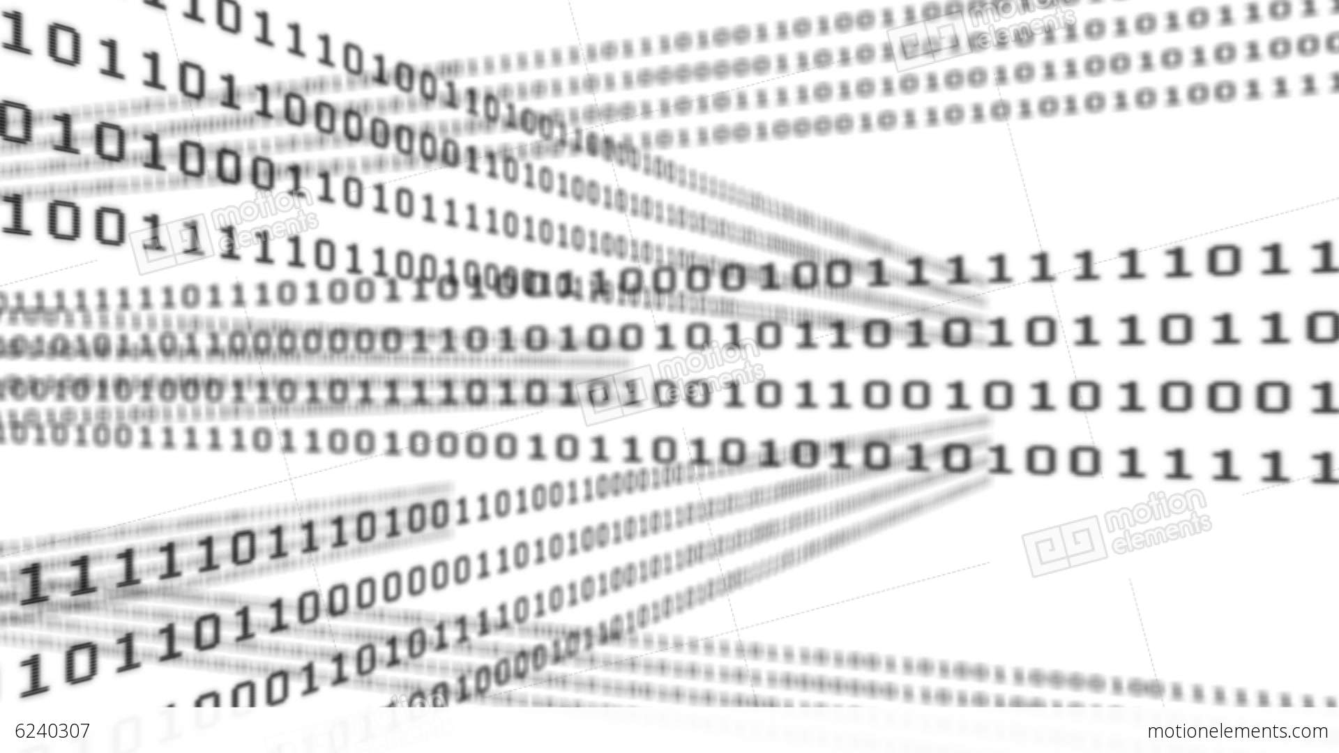 Binary code grid on white background stock animation 6240307 binary code grid on white background stock video footage biocorpaavc Gallery