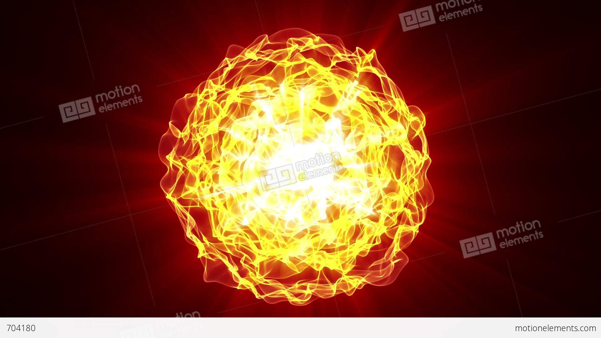nuclear energy 01 explosion stock animation 704180