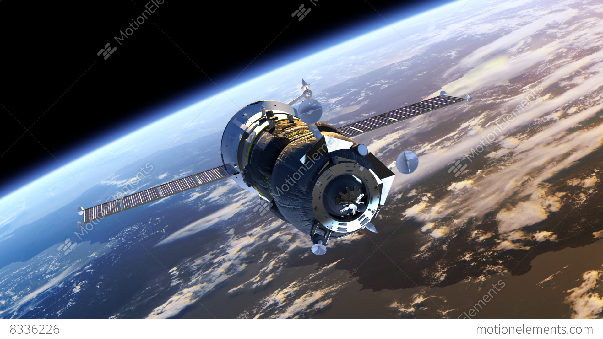ranger spacecraft solar panels - photo #18