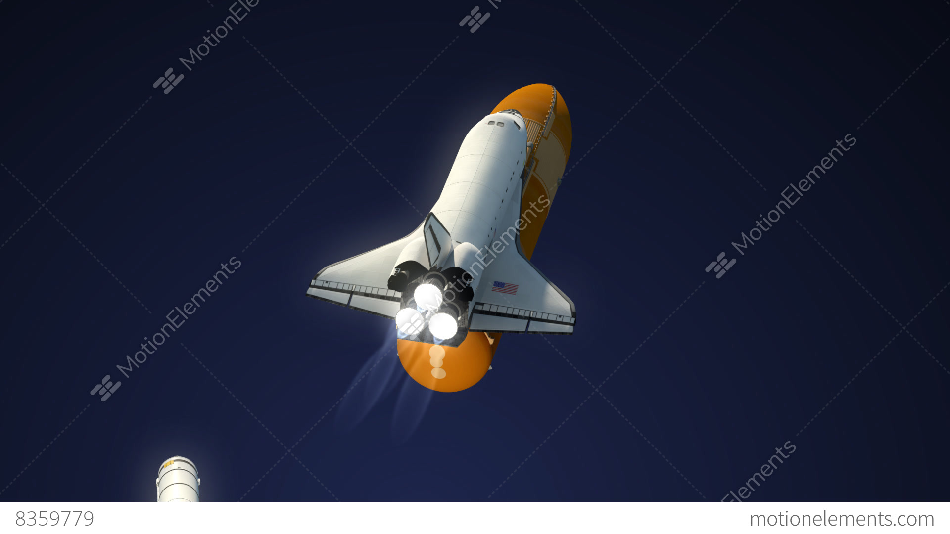 separation space shuttle - photo #2