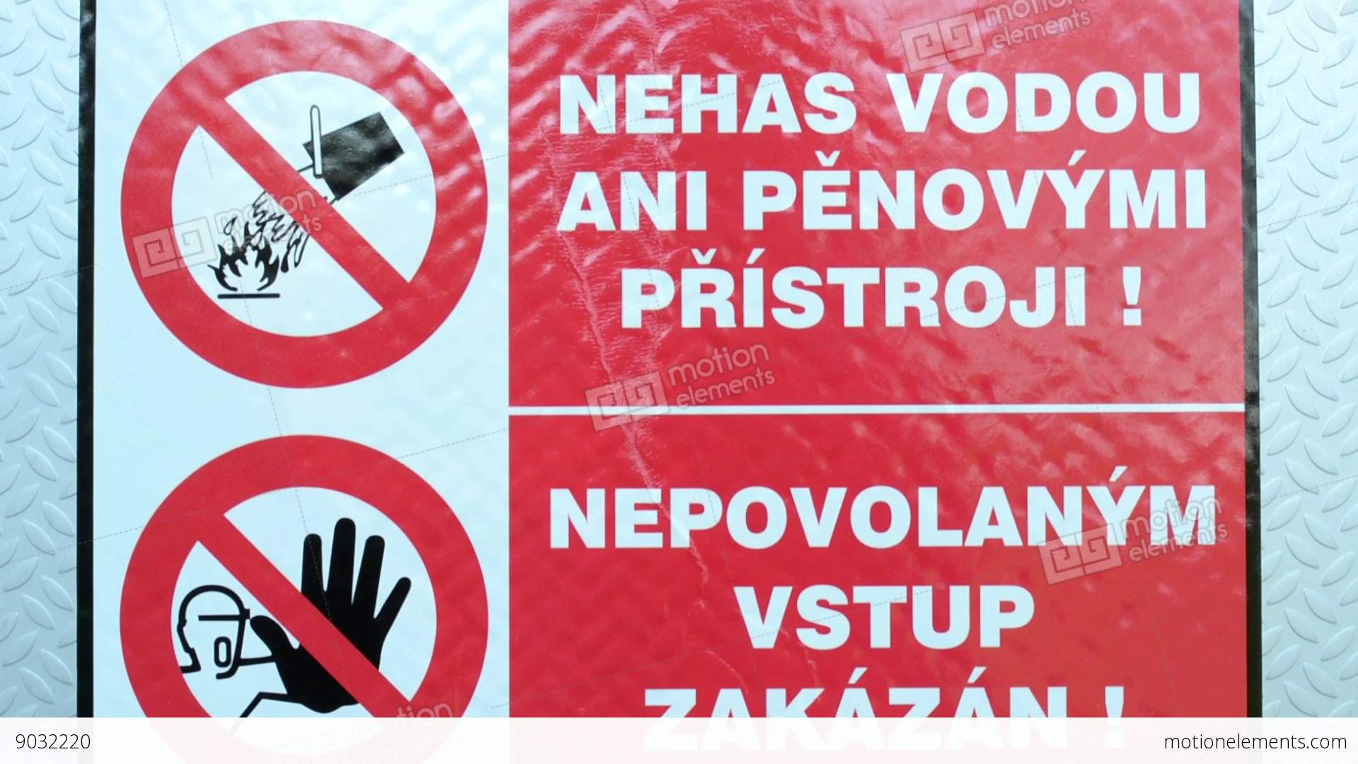 safety warnings on the fuse box czech language stock video safety warnings on the fuse box czech language stock video footage