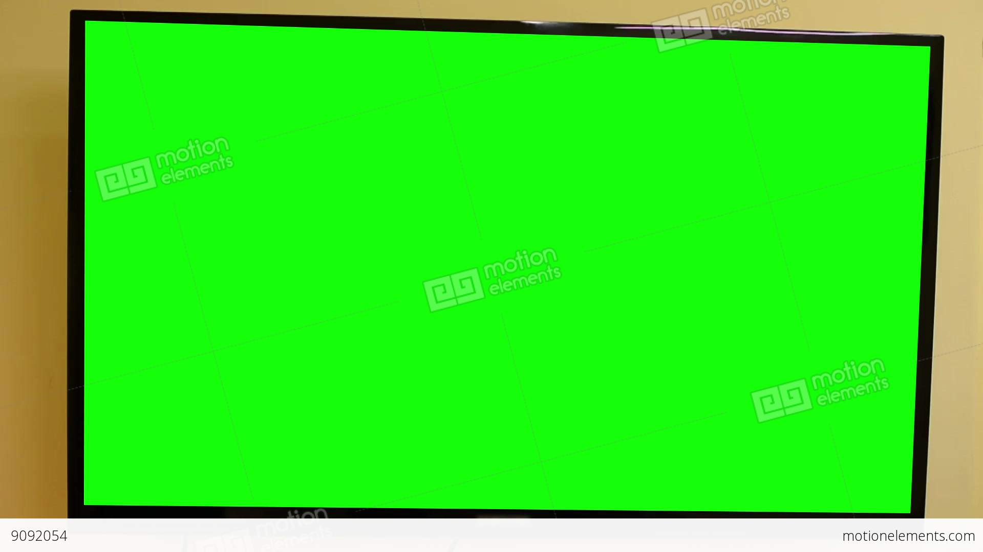 Pics Photos - Television Christmas Present Green Screen So You Can