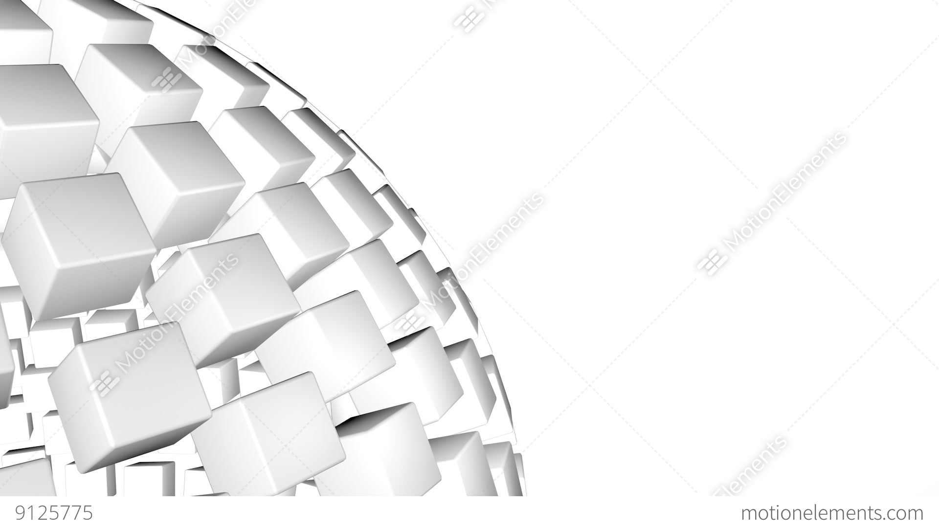 Room Design For Free White 3d Abstract Advanced Technology Motion Background
