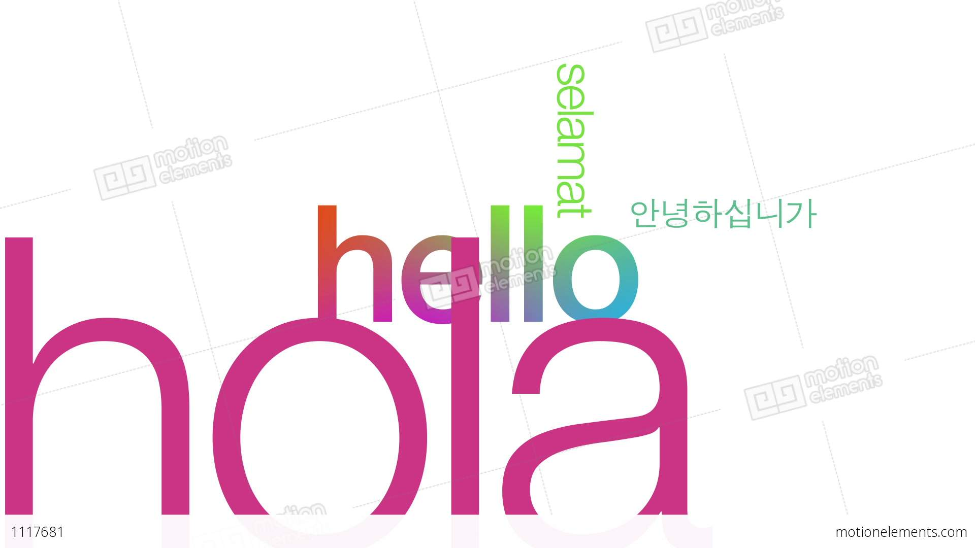 how to say hello in chinese language