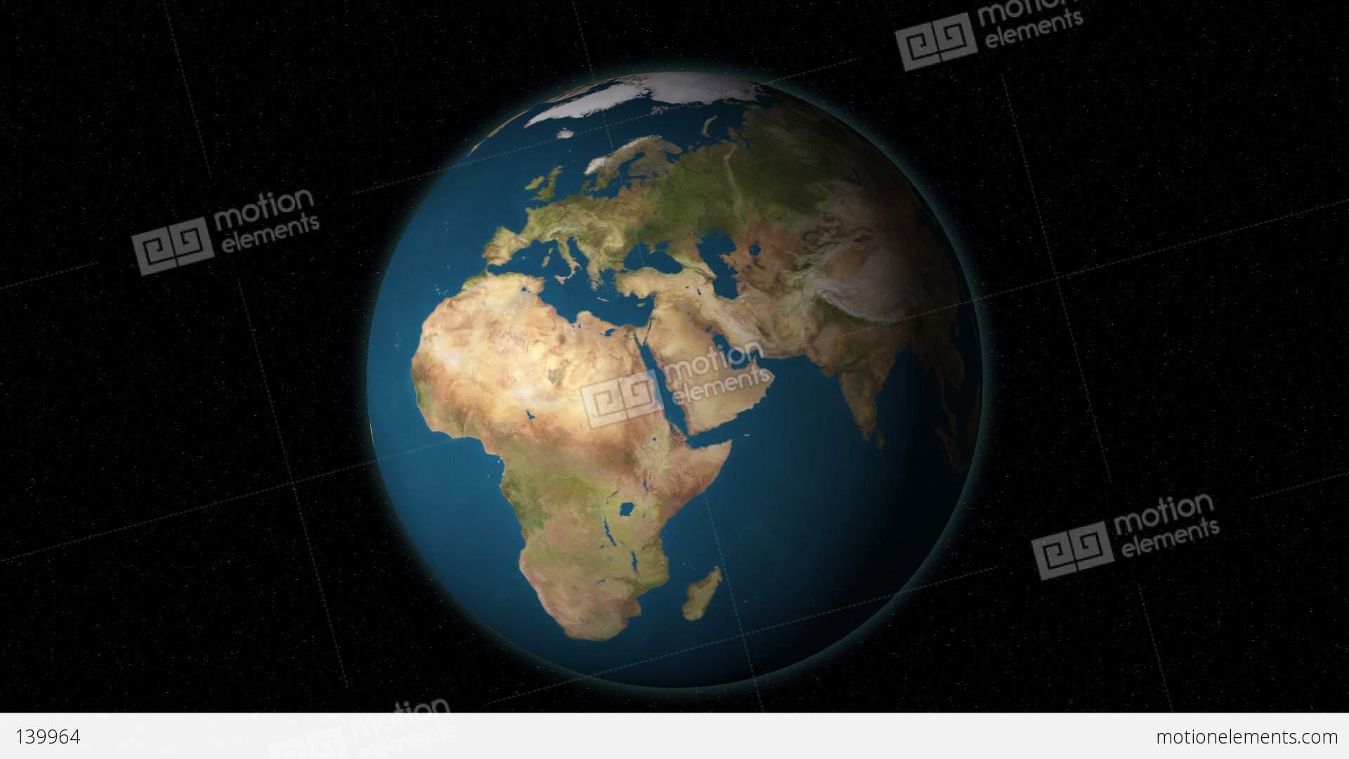 australia map video