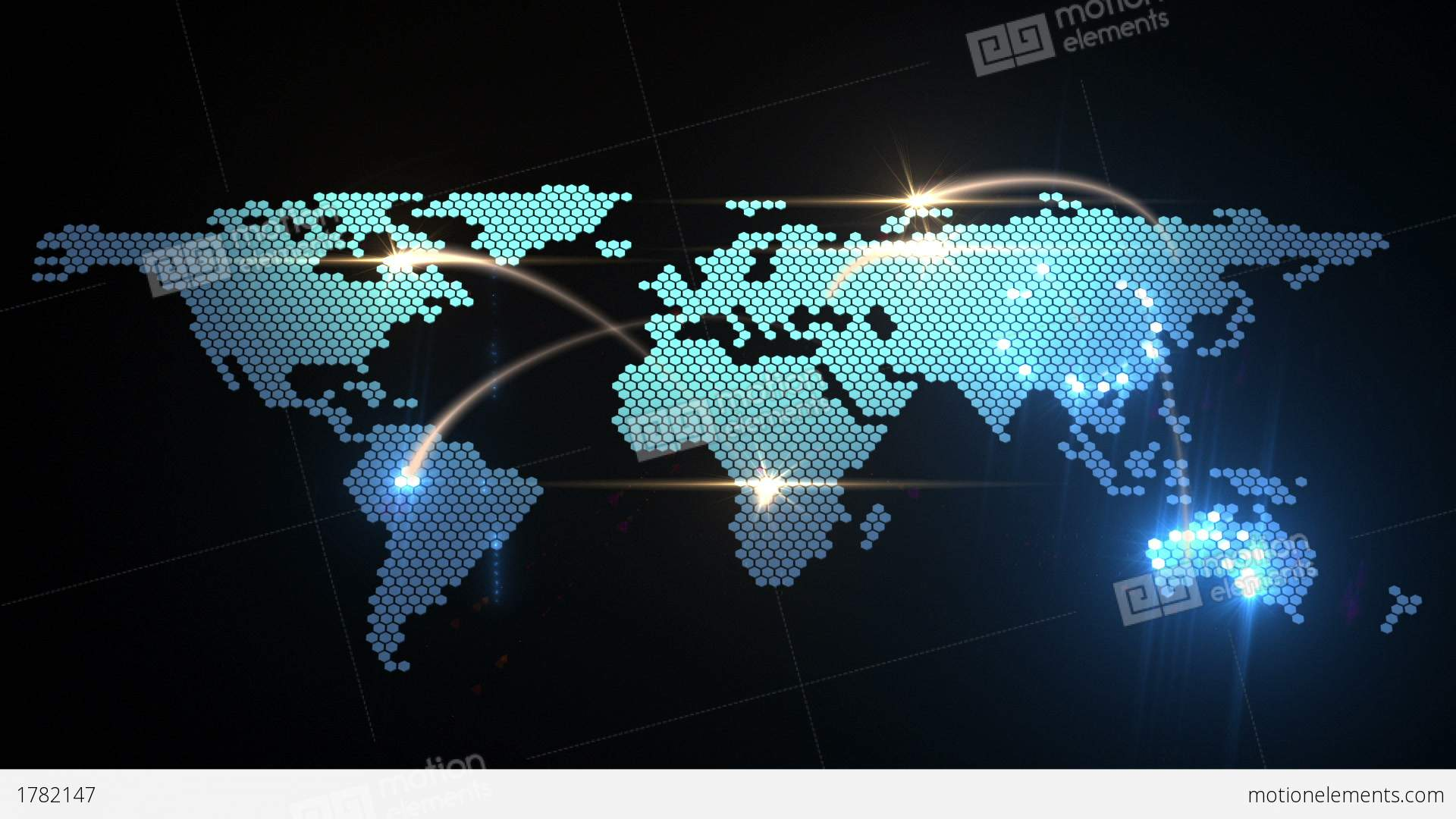 World map animation stock animation 1782147 world map animation stock video footage gumiabroncs Choice Image