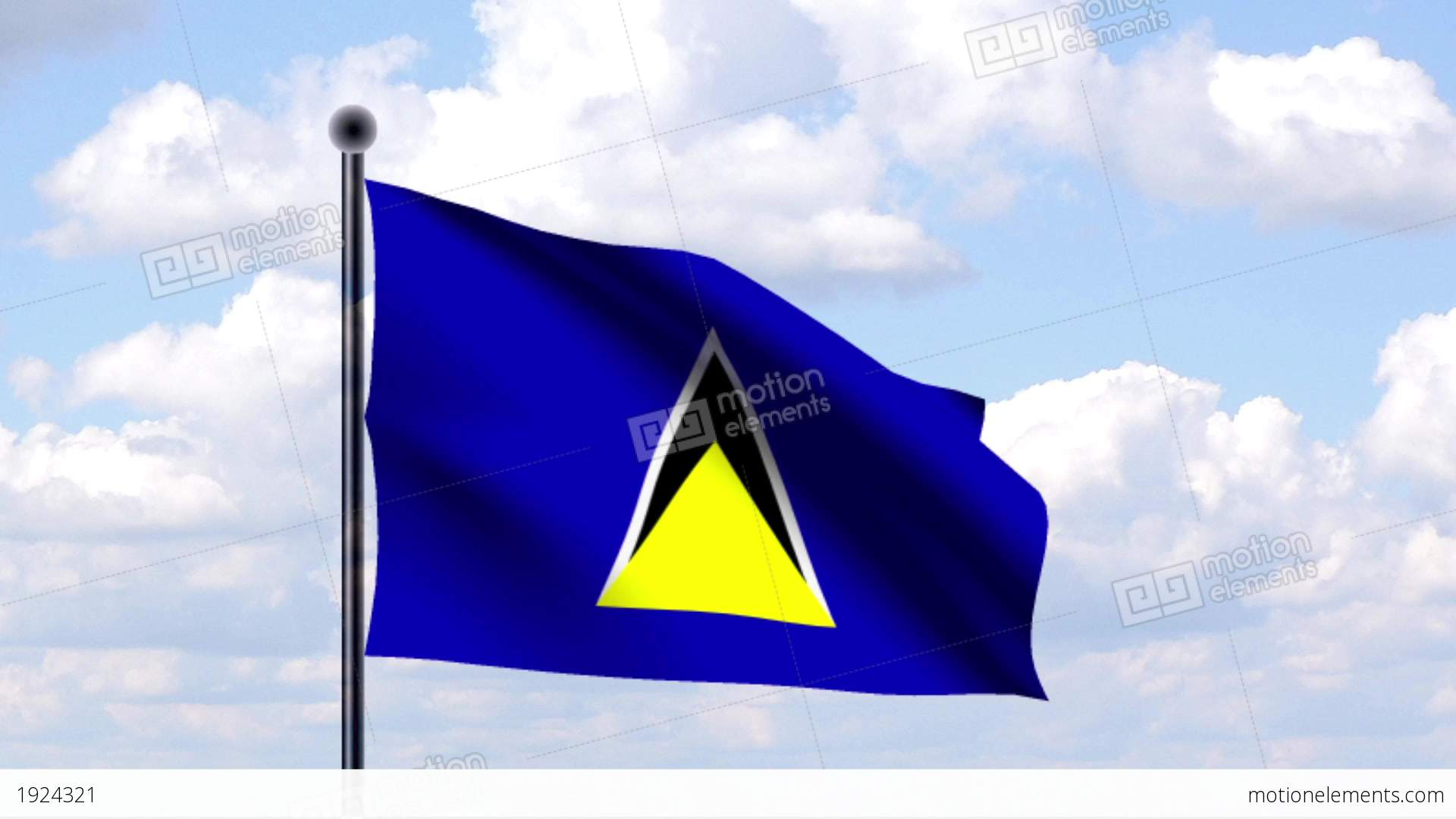 Cambodia Flag Animated Gif