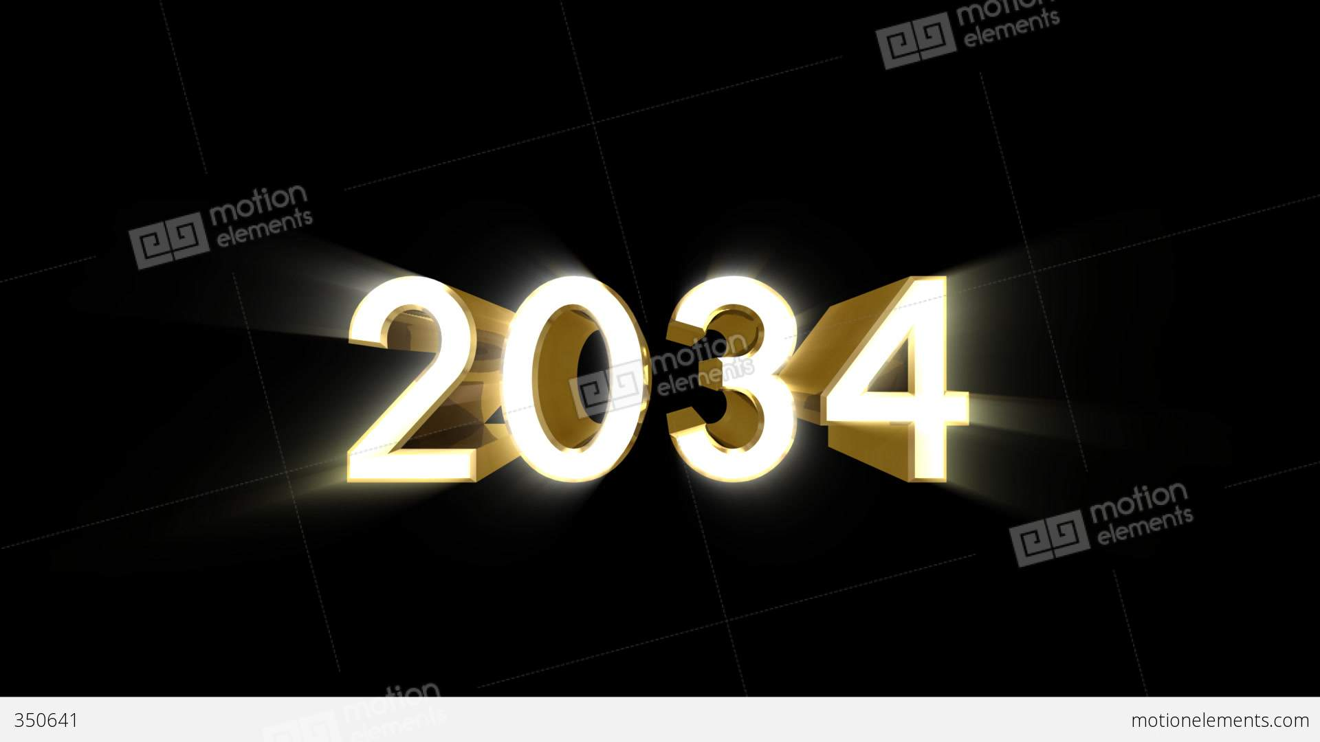 Year a stock animation jpg 1920x1080 Year 2034 society