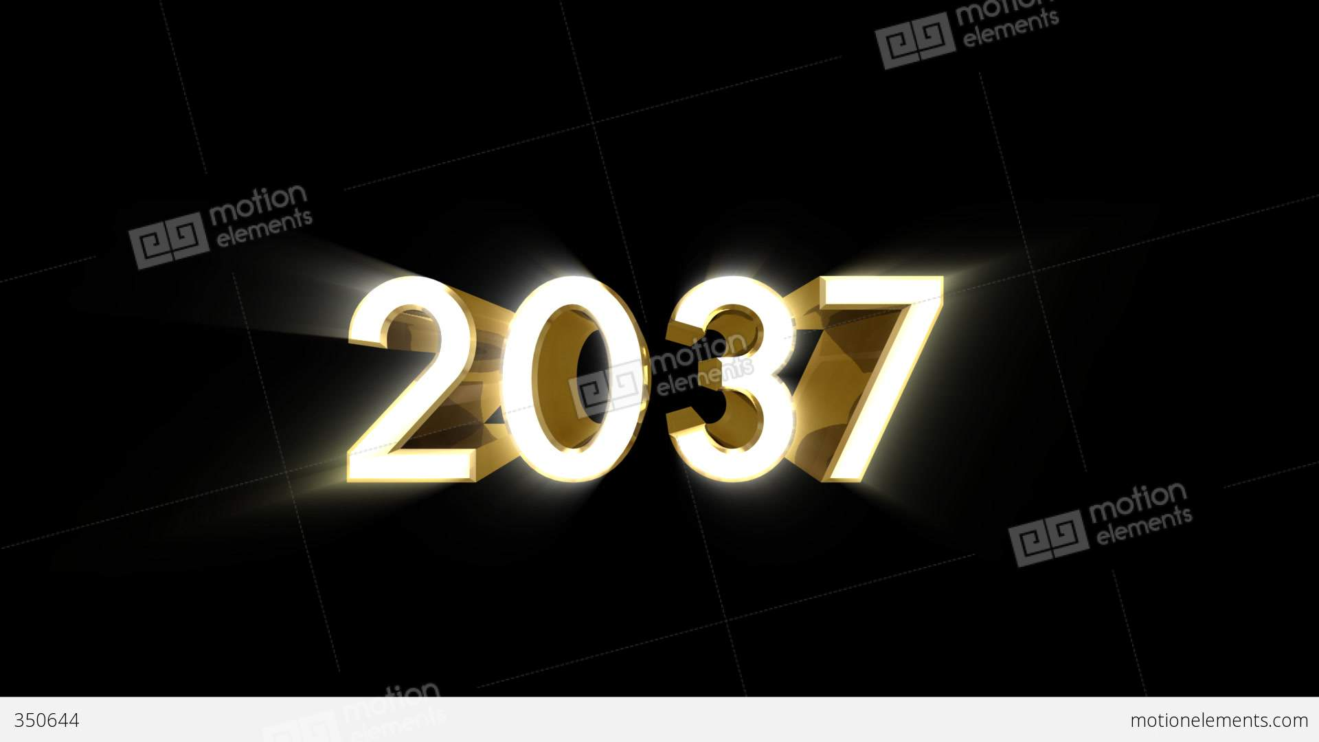 Year 2037 A HD Stock A...