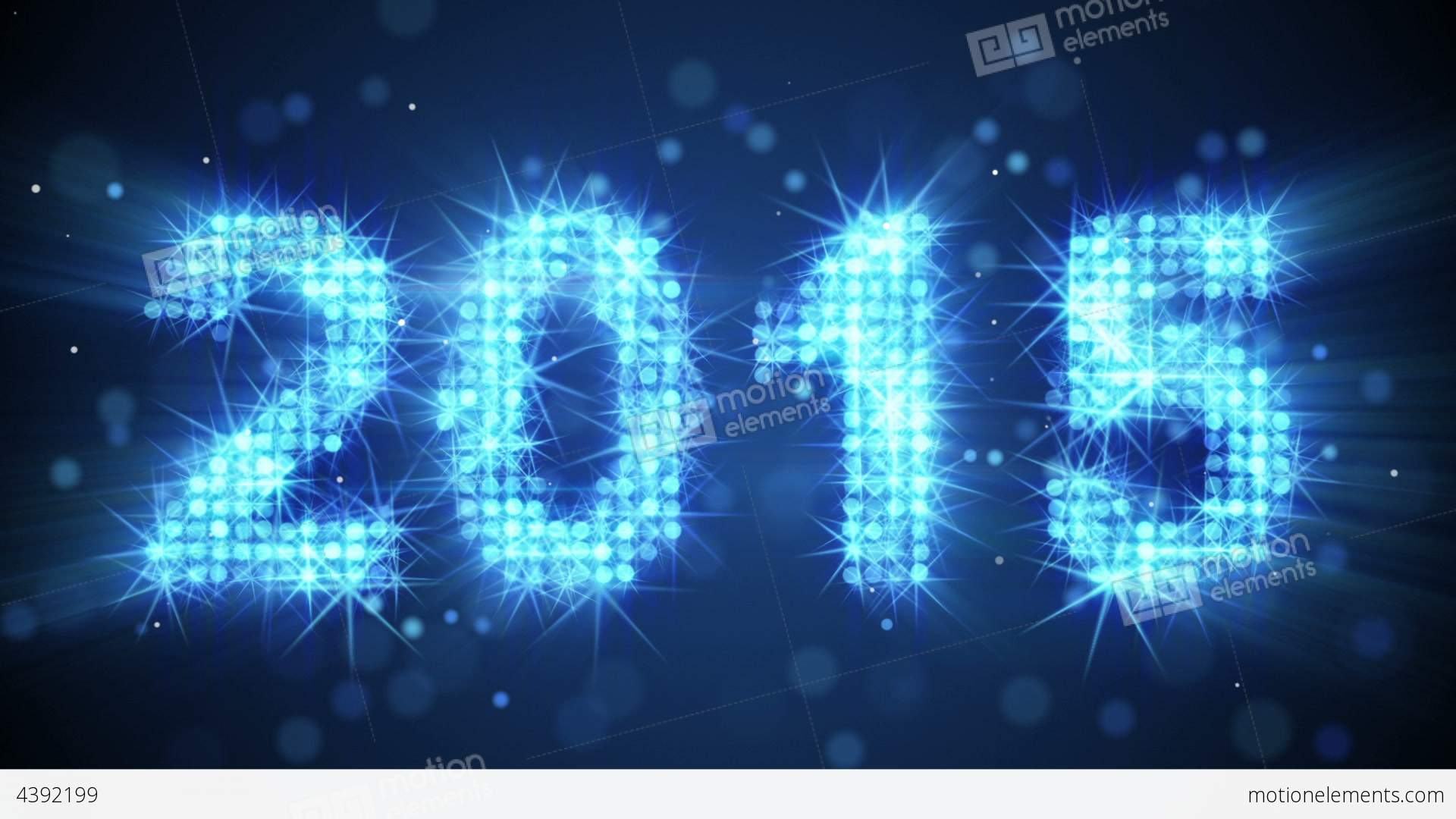 New year 2015 greeting glowing blue particles loop stock animation new year 2015 greeting glowing blue particles loop stock video footage kristyandbryce Gallery