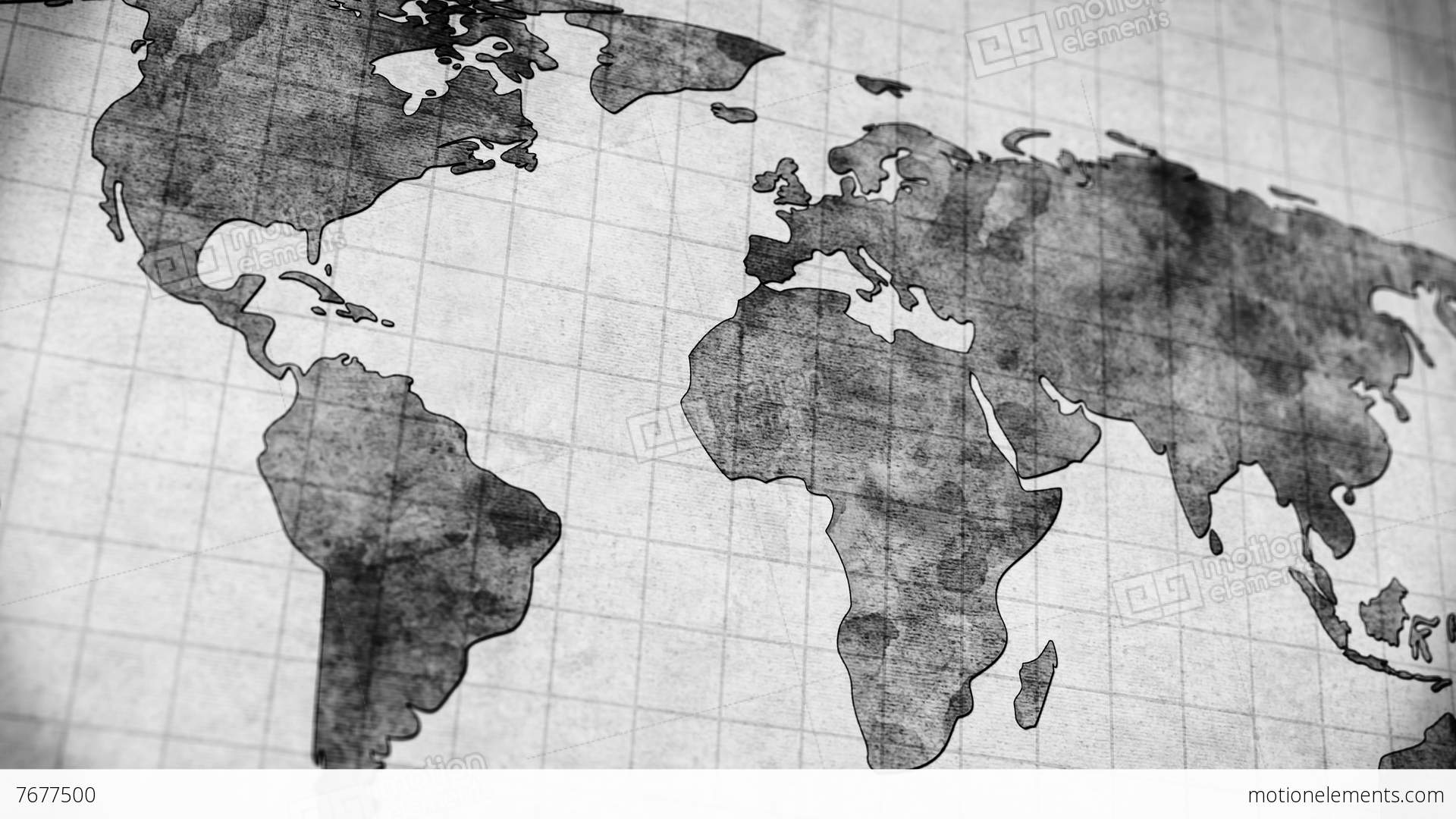 Vintage world map loopable panning animation 4k 4096x2304 vintage world map loopable panning animation 4k 4096x2304 videos de stock gumiabroncs Image collections