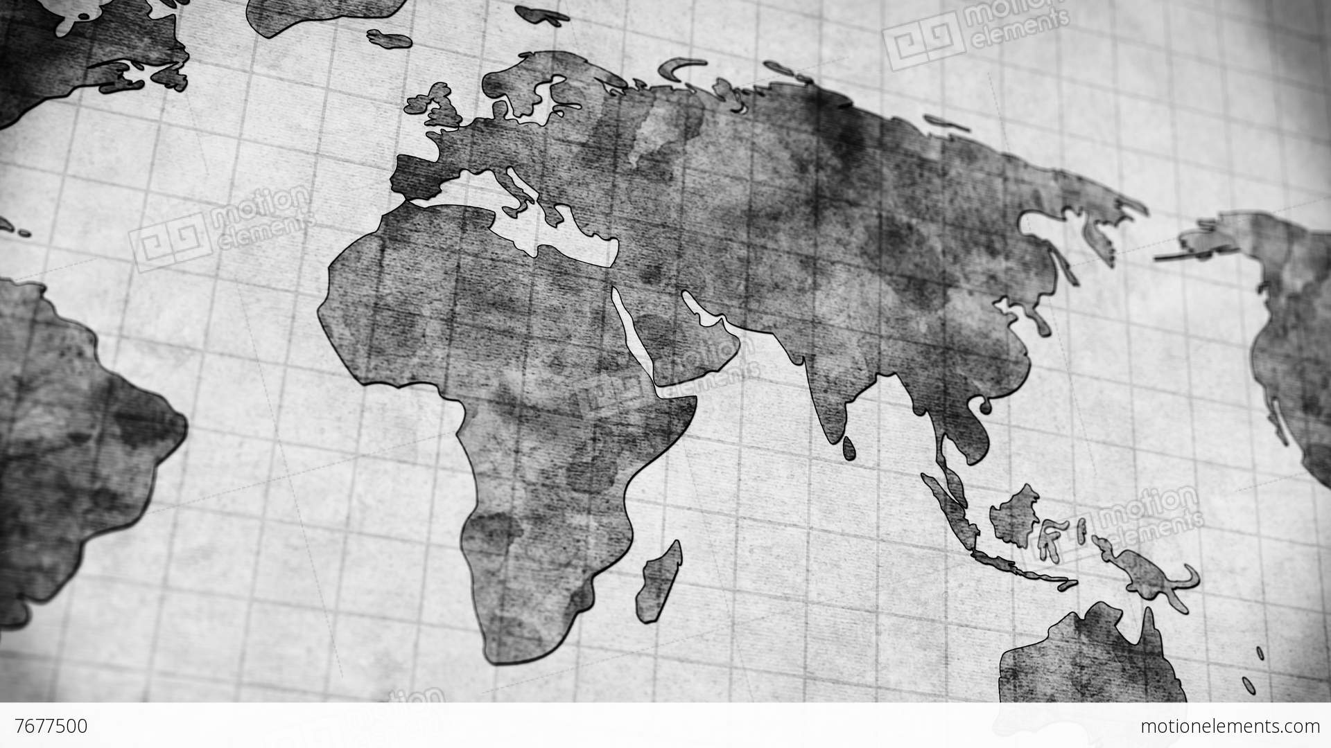 Vintage world map loopable panning animation 4k 4096x2304 vintage world map loopable panning animation 4k 4096x2304 videos de stock gumiabroncs Choice Image