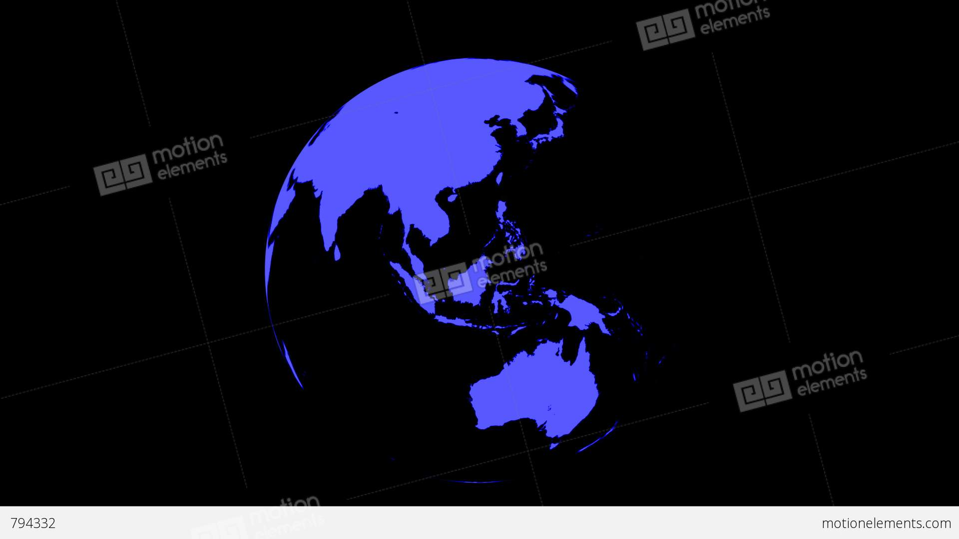 World map wraps to spinning globe black background stock animation world map wraps to spinning globe black background stock video footage gumiabroncs Image collections
