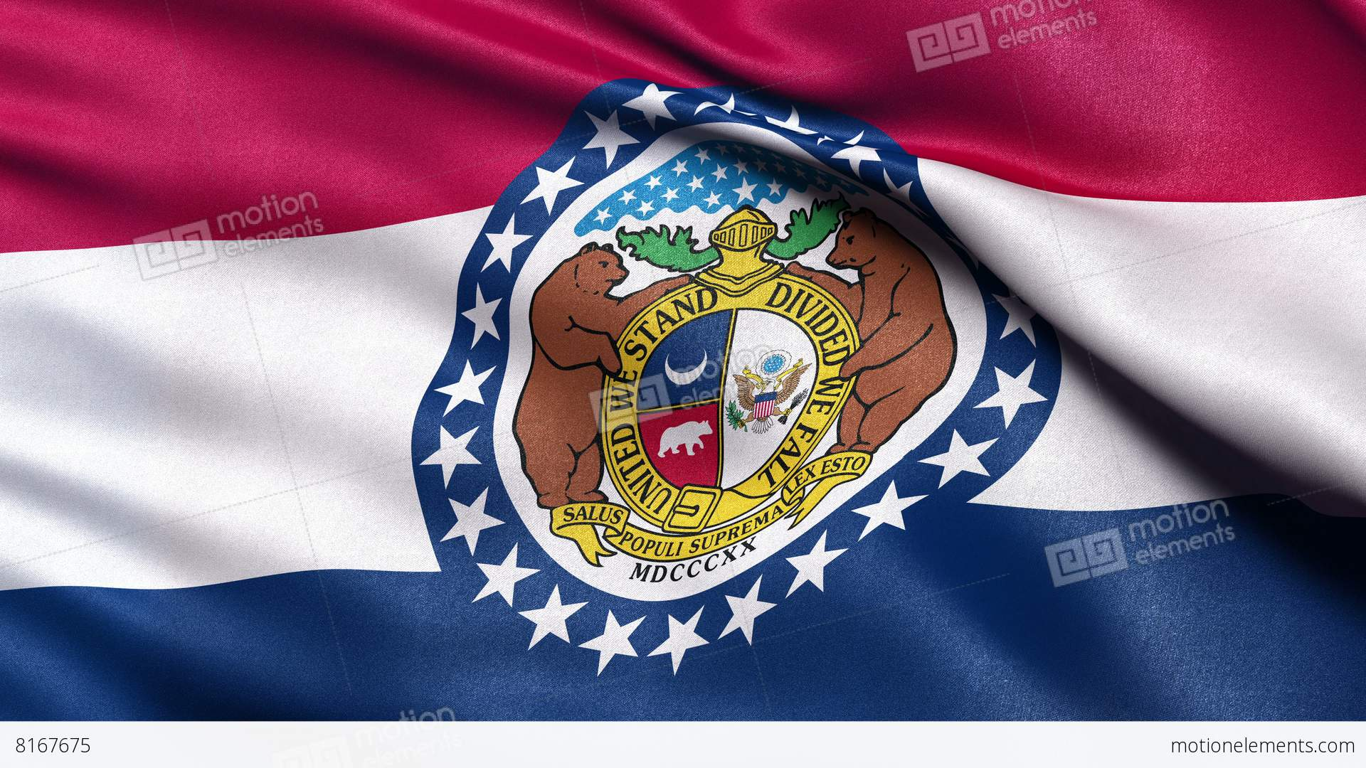 4k missouri state flag seamless loop ultra hd stock animation 4k missouri state flag seamless loop ultra hd stock video footage buycottarizona