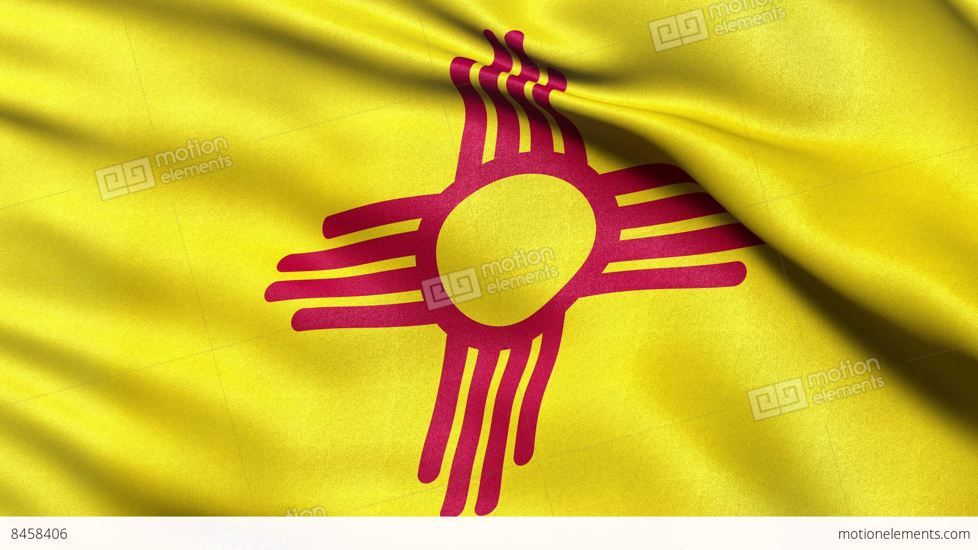 4k new mexico state flag seamless loop ultra hd stock animation 4k new mexico state flag seamless loop ultra hd stock video footage buycottarizona