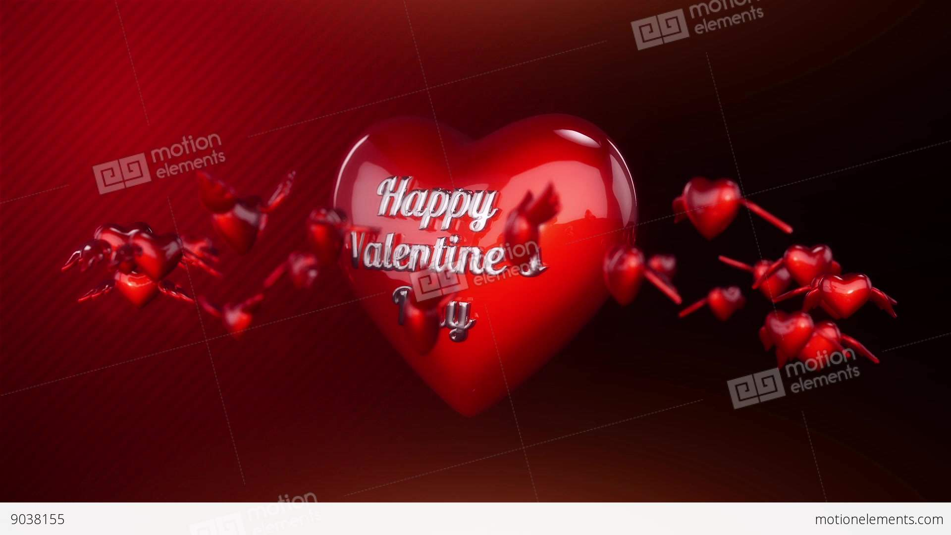 Hearts and angel wings background animation for valentines day and hearts and angel wings background animation for stock video footage symbols wedding biocorpaavc