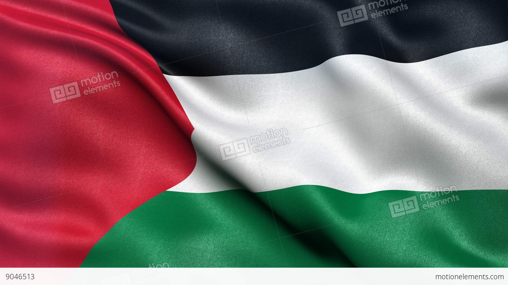4k palestine flag seamless loop ultra hd stock animation 9046513 - Palestine flag wallpaper hd ...
