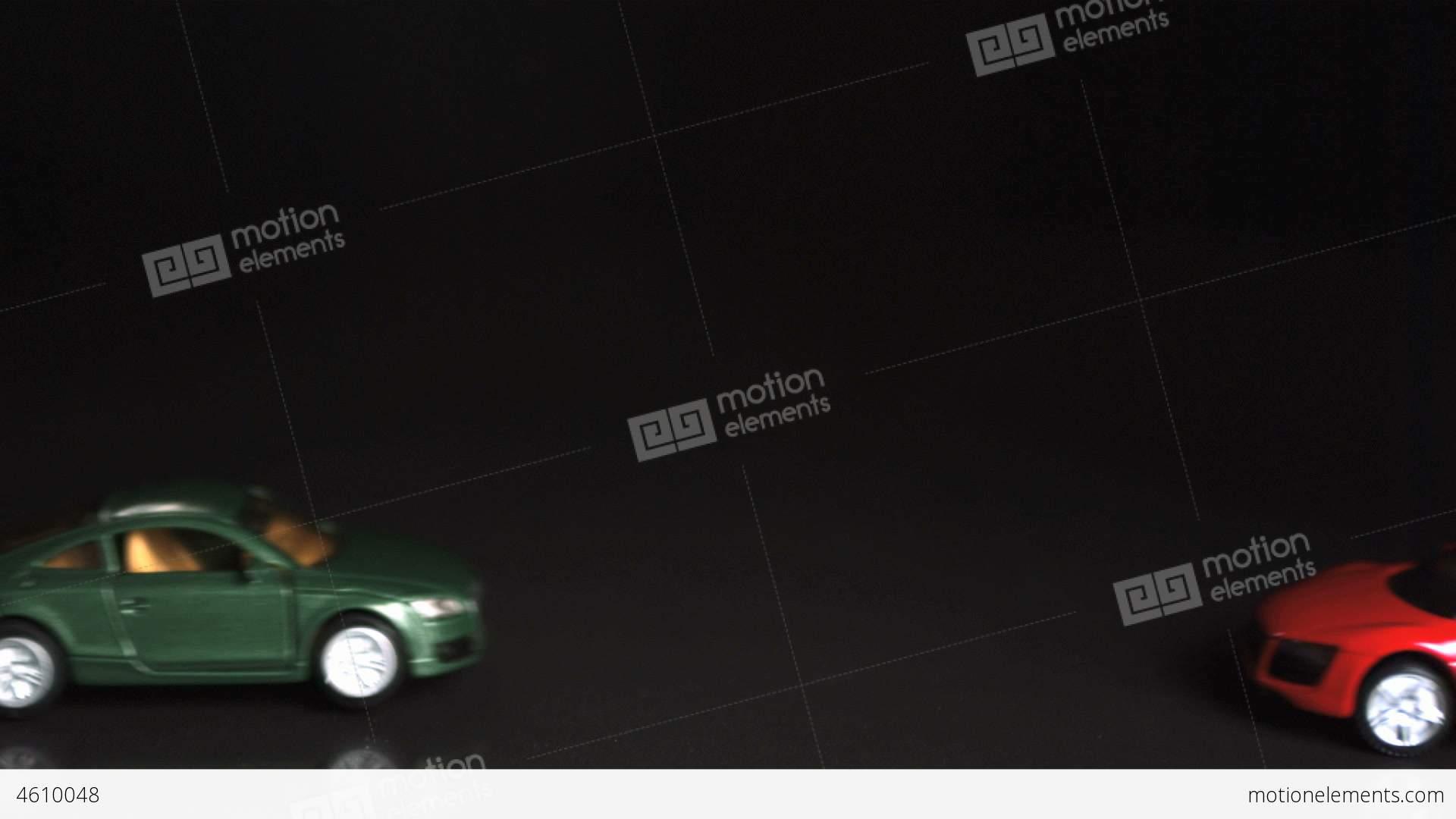 big crash between two toy cars lizenzfreie videos 4610048. Black Bedroom Furniture Sets. Home Design Ideas