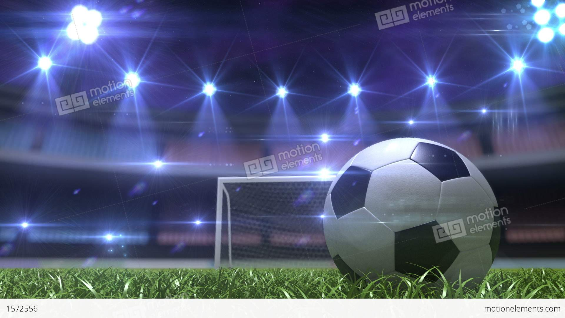 Football Wallpaper At Rs 100 Square Feet: Football Background Stock Animation