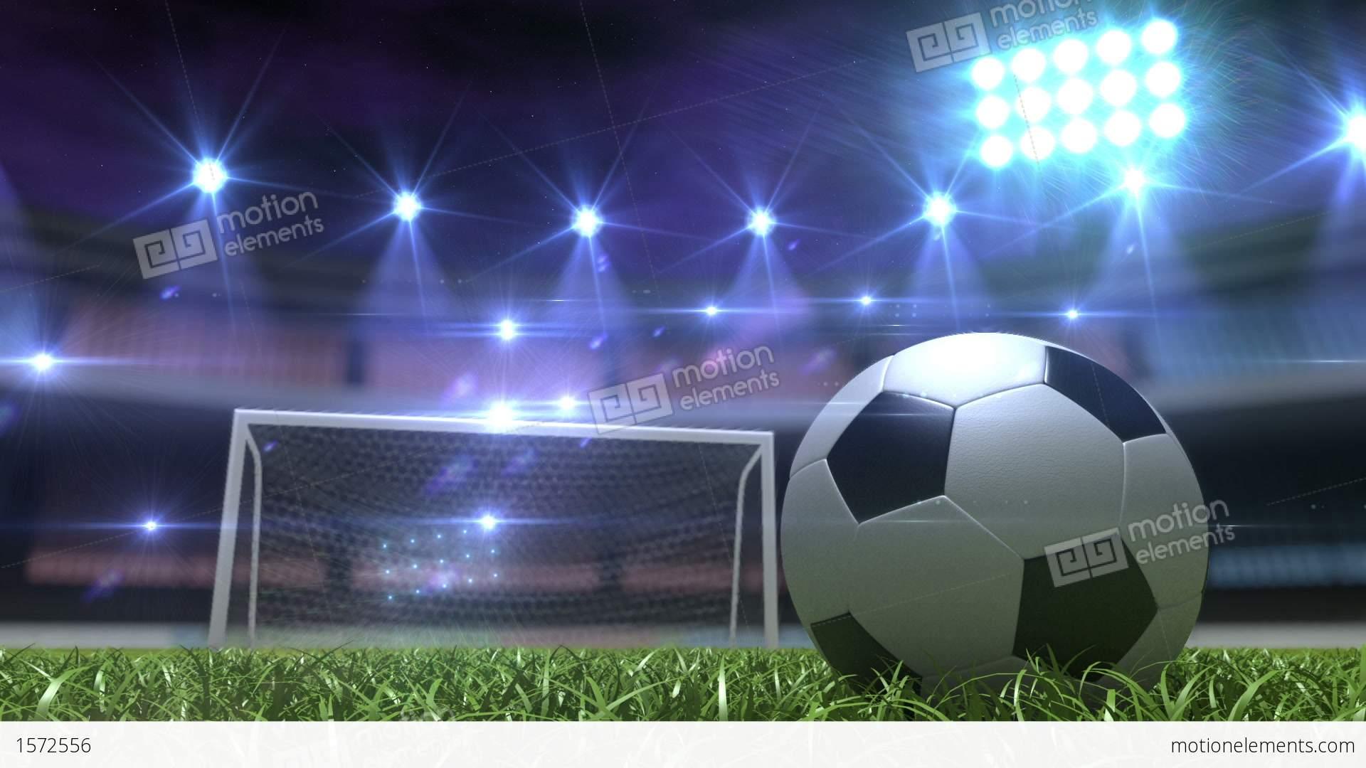 stadium of light wallpaper