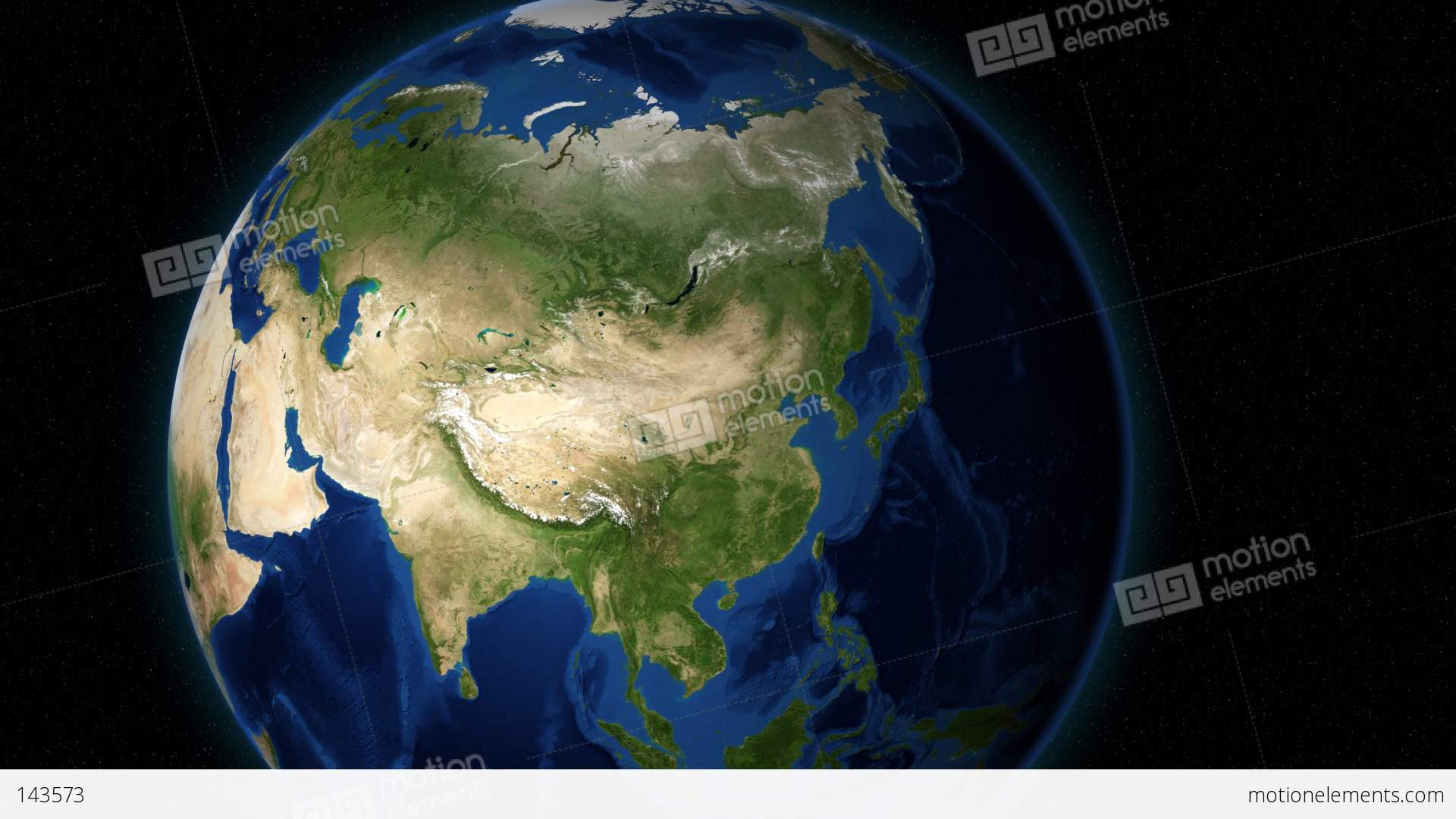 Asia From Space Choice Image Diagram Writing Sample