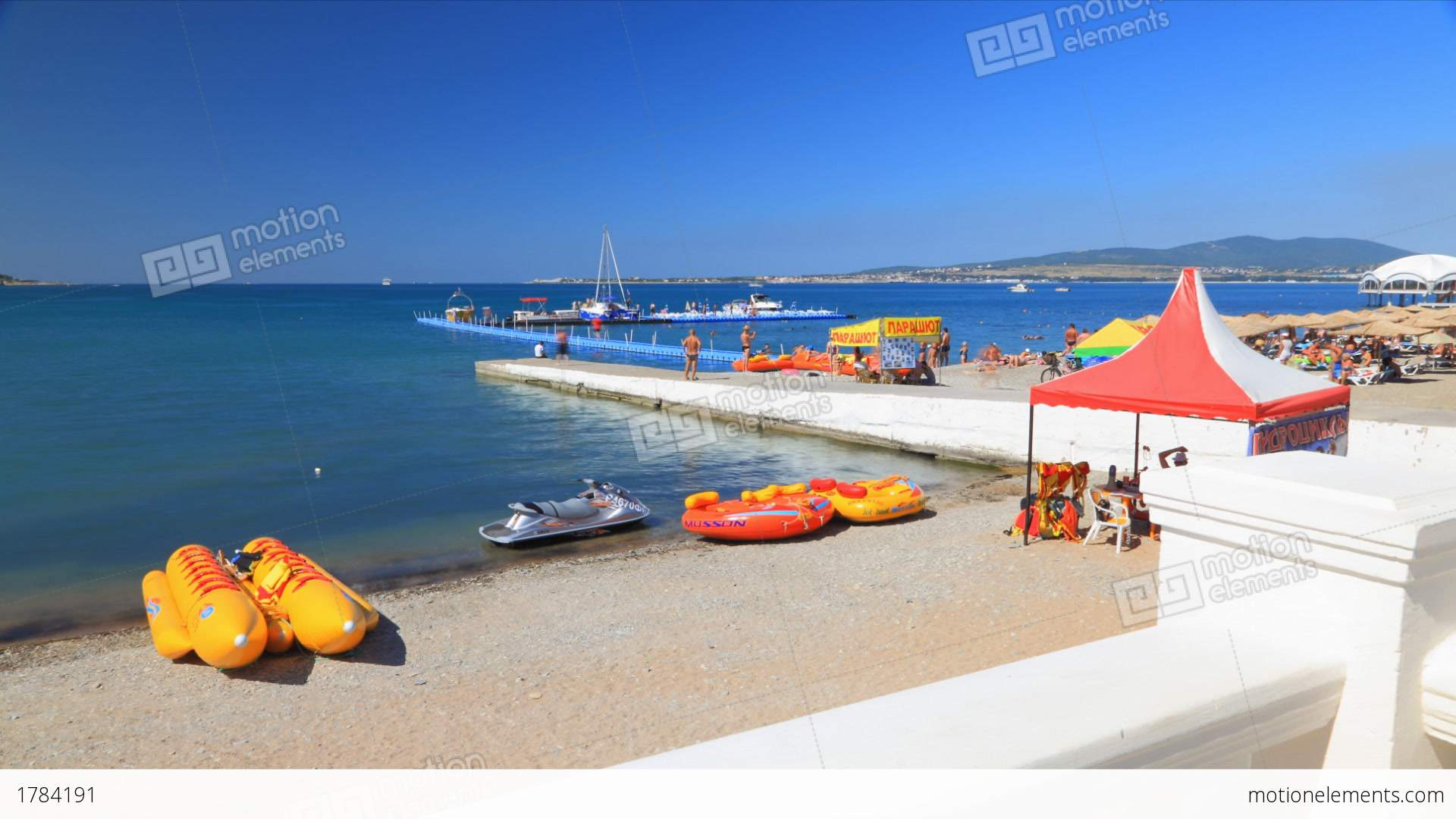 Gelendzhik Russia  city pictures gallery : Gelendzhik City Day Timelapse, Russia Stock Video Footage | Royalty ...
