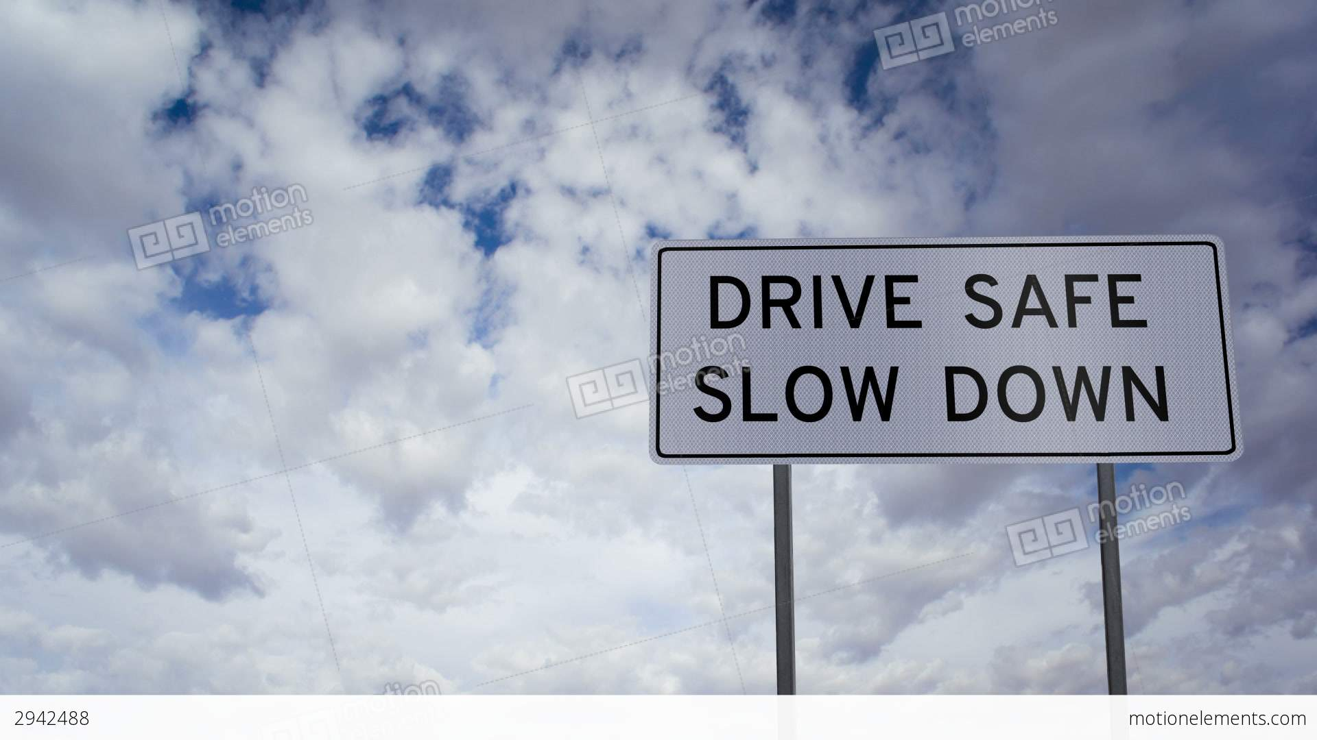 essay on drive slow drive safe
