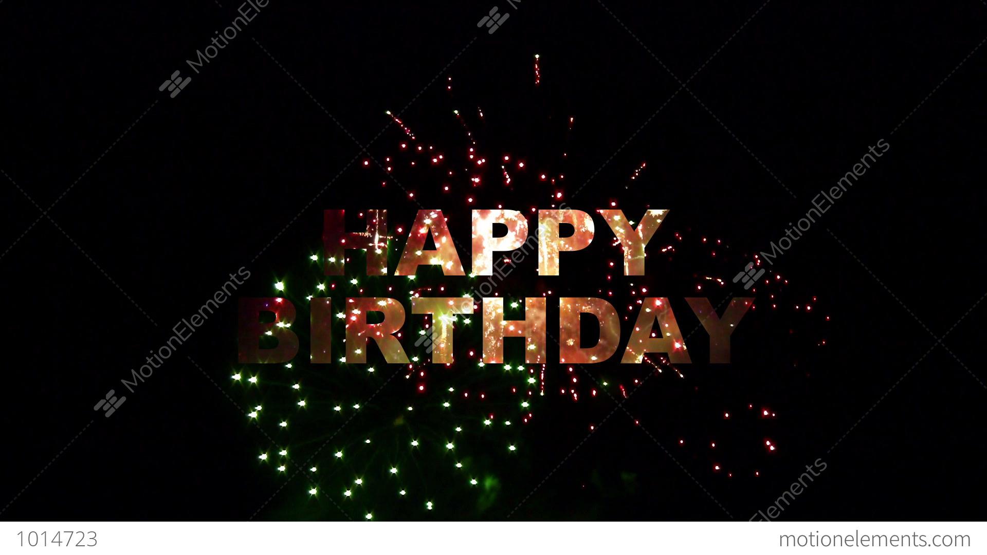 happy birthday hd wallpaper 1920x1080 animated