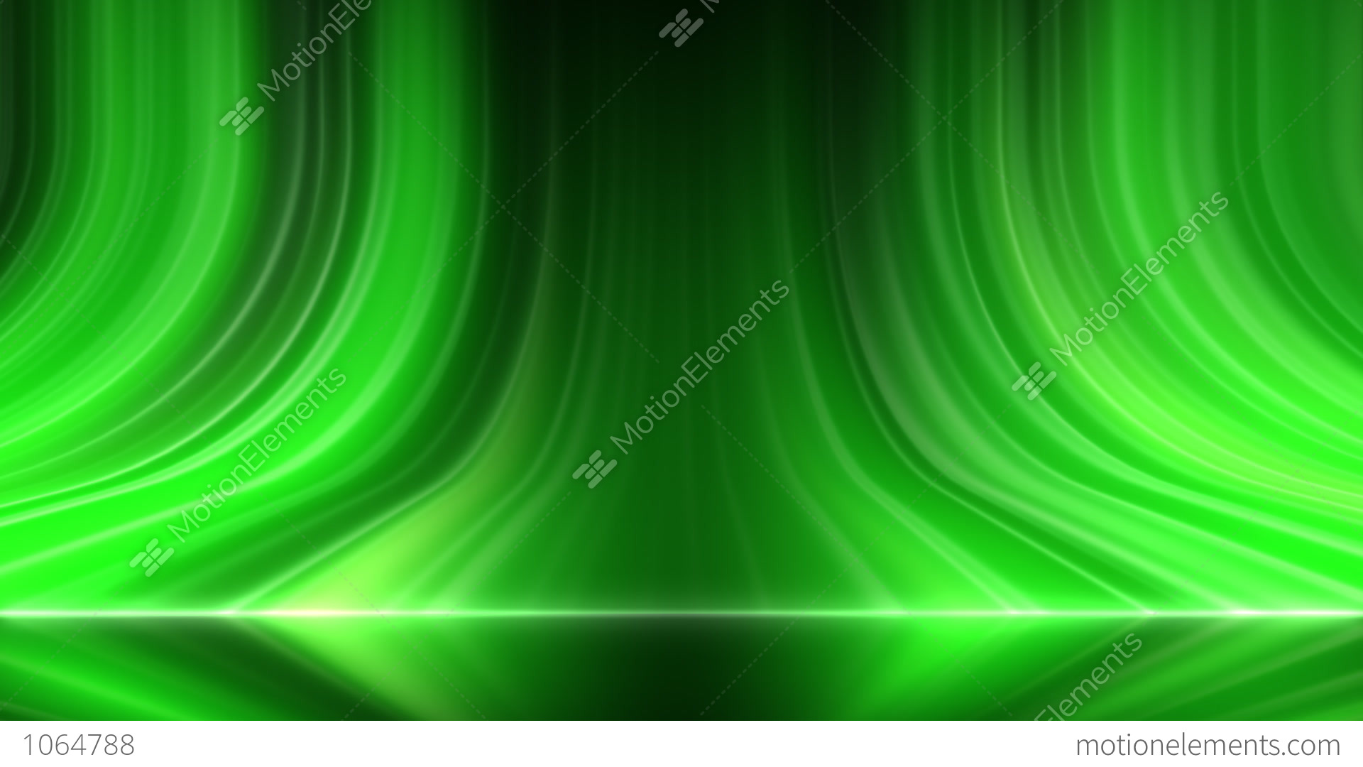 Green stage curtains - Stage Curtain 5 Ab 5r Hd Stock Video Footage