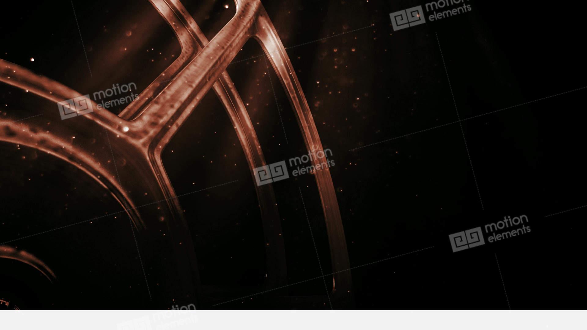 Movie Reel Background Stock Animation | 11412679