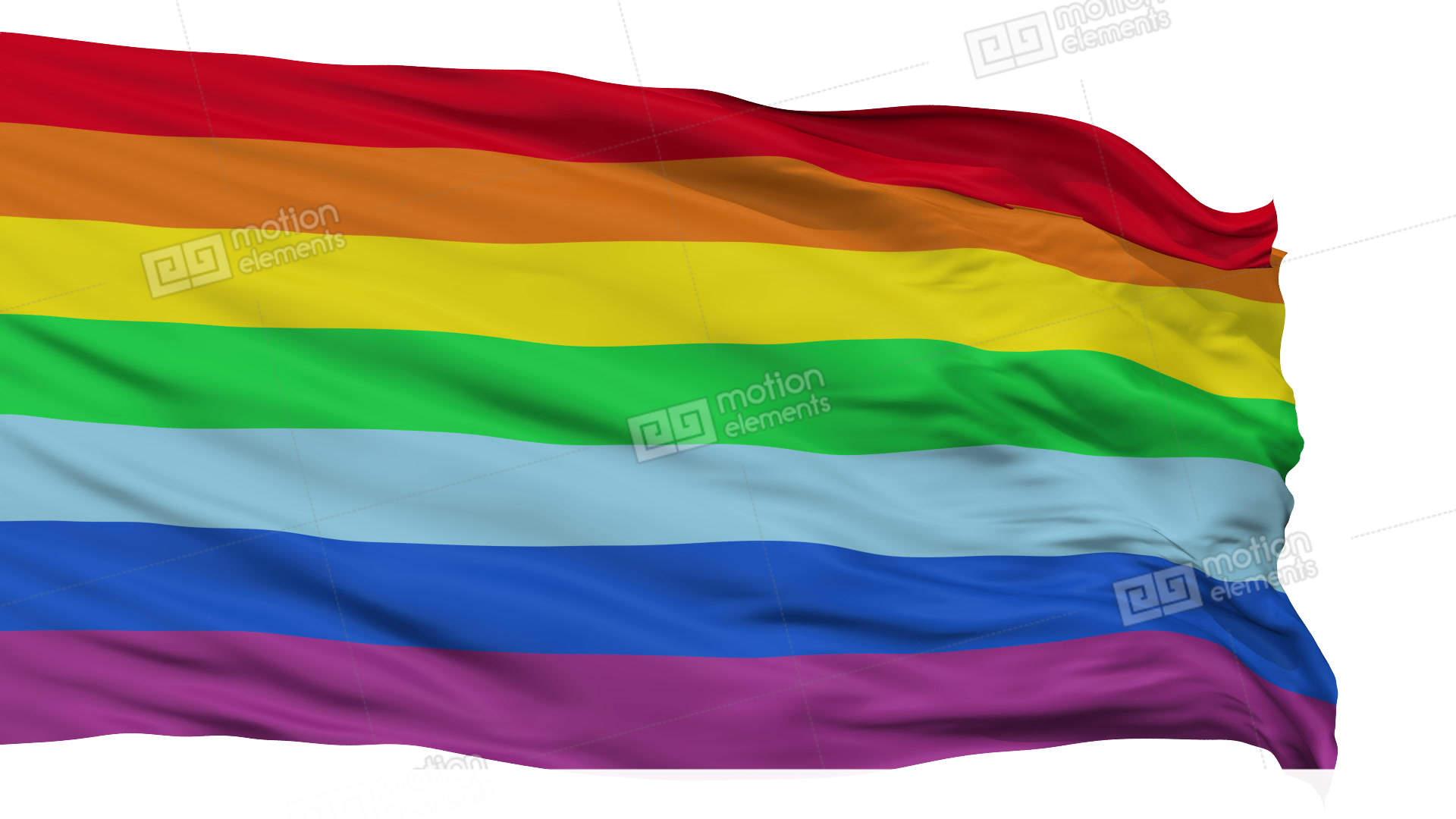 isolated cusco city flag peru stock animation 11660377