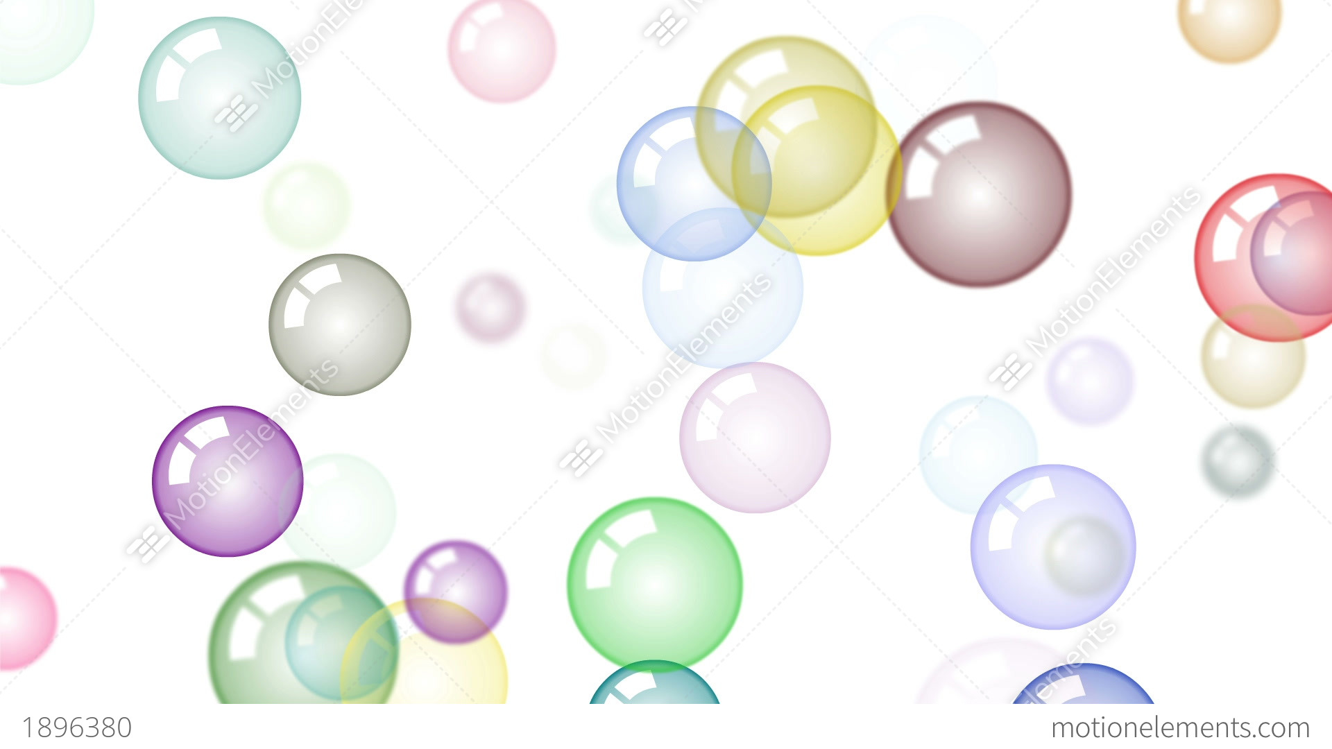 moving bubbles