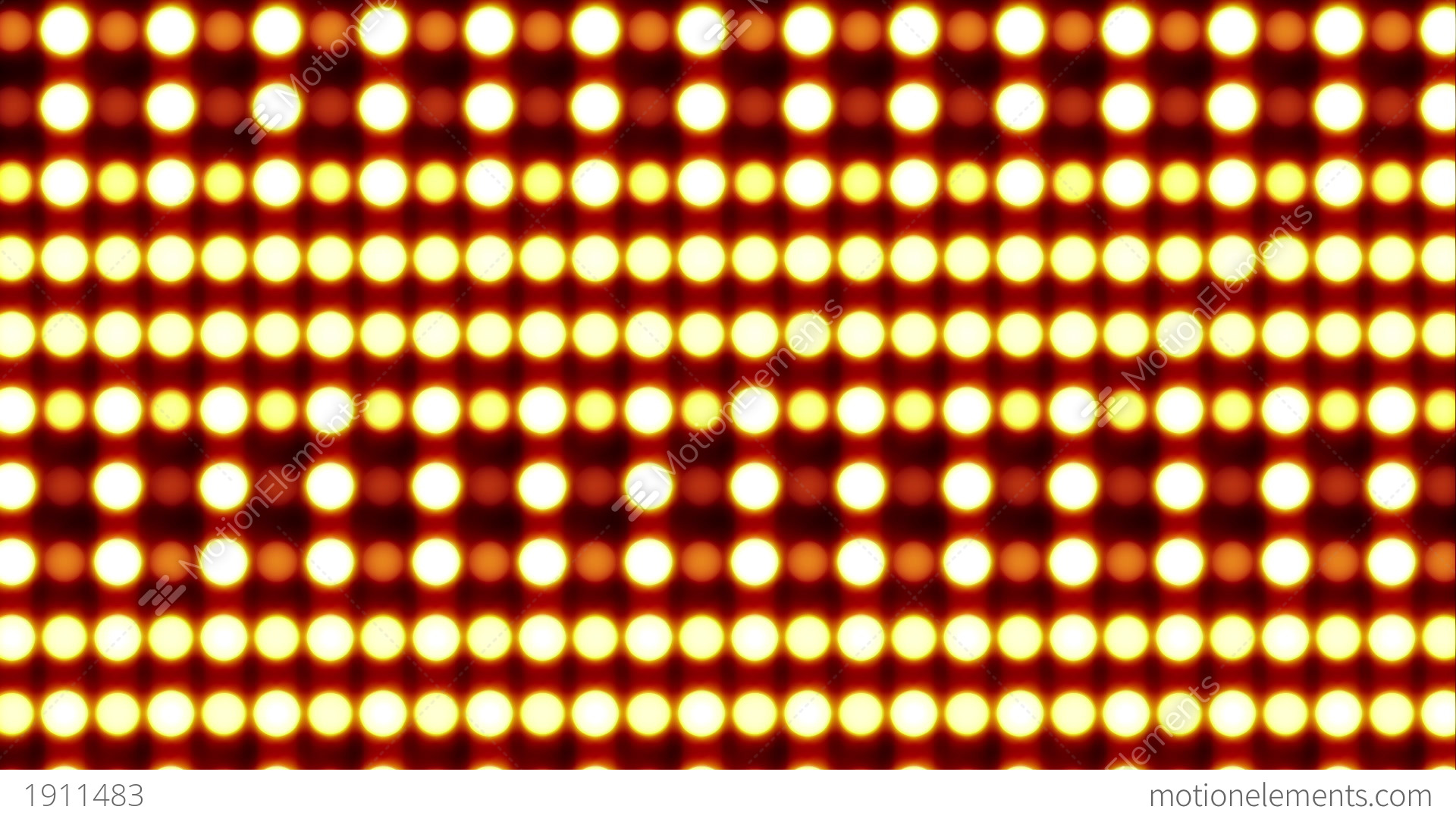 Casino Lights Stock Animation 1911483