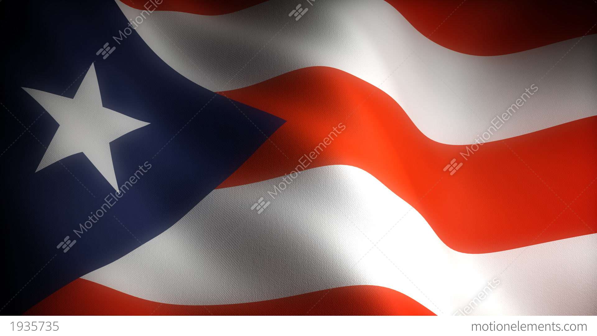 Flag of puerto rico stock animation 1935735 flag of puerto rico stock video footage video backgrounds symbols biocorpaavc Image collections