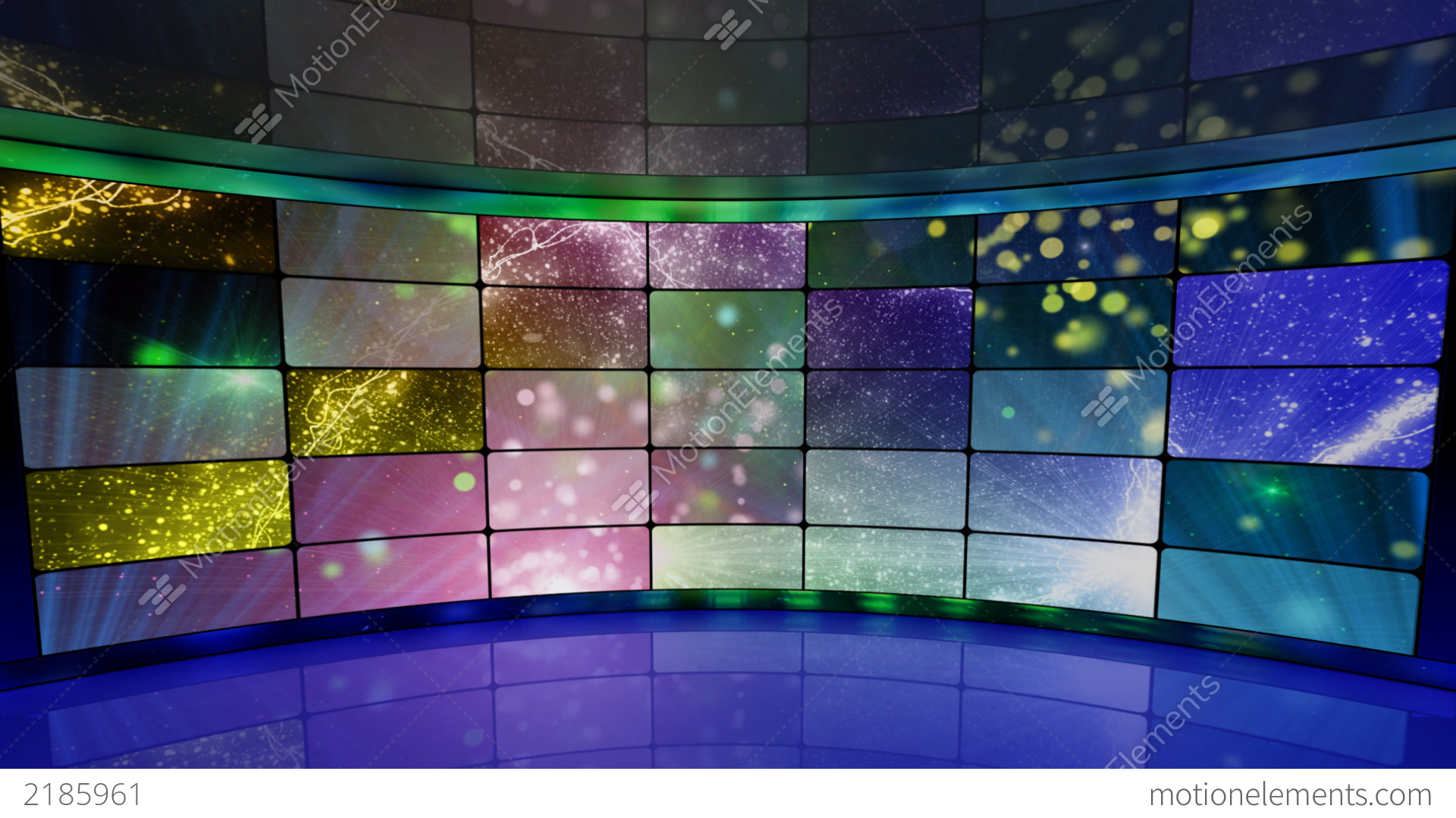 sparkles on screens in virtual studio background l stock Fun Motion Motion Picture Money