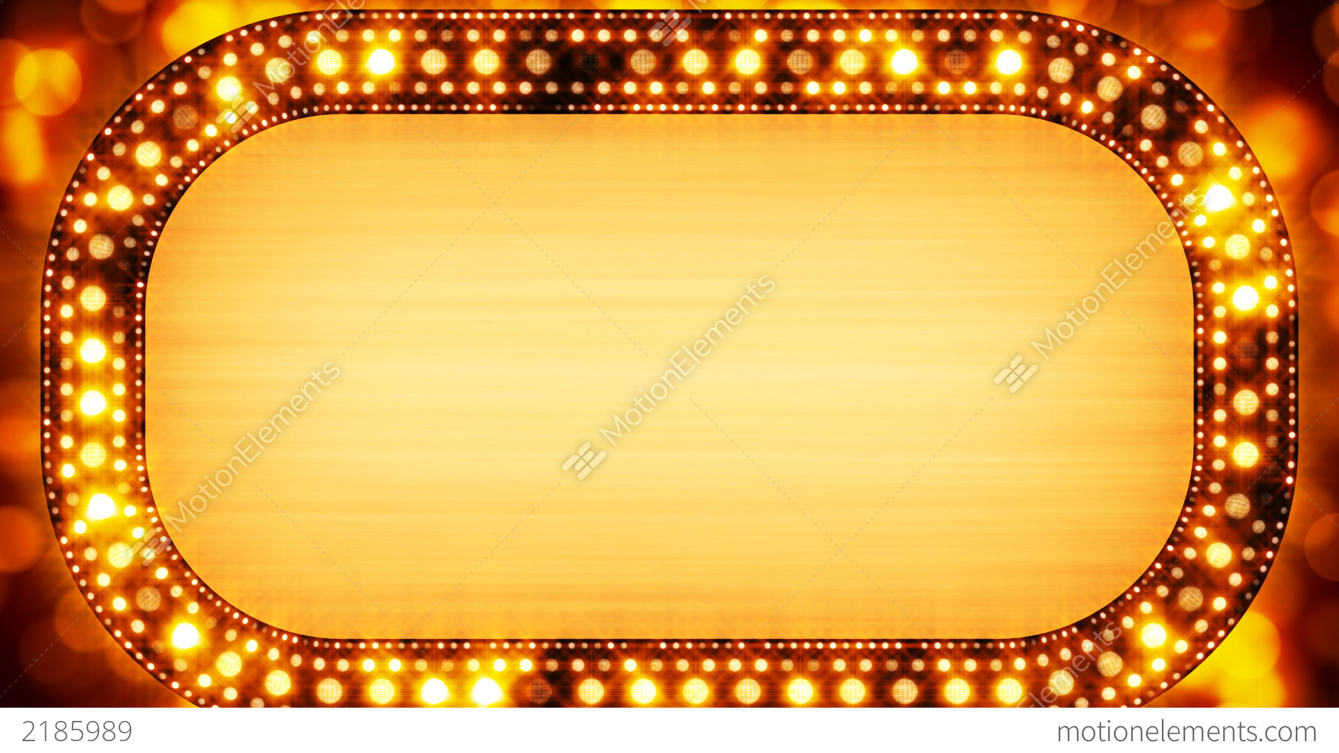 Casino Light Border