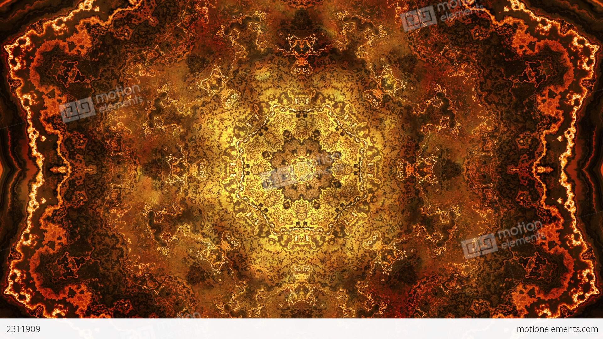 Mandala Background Design Stock Animation | 2311909