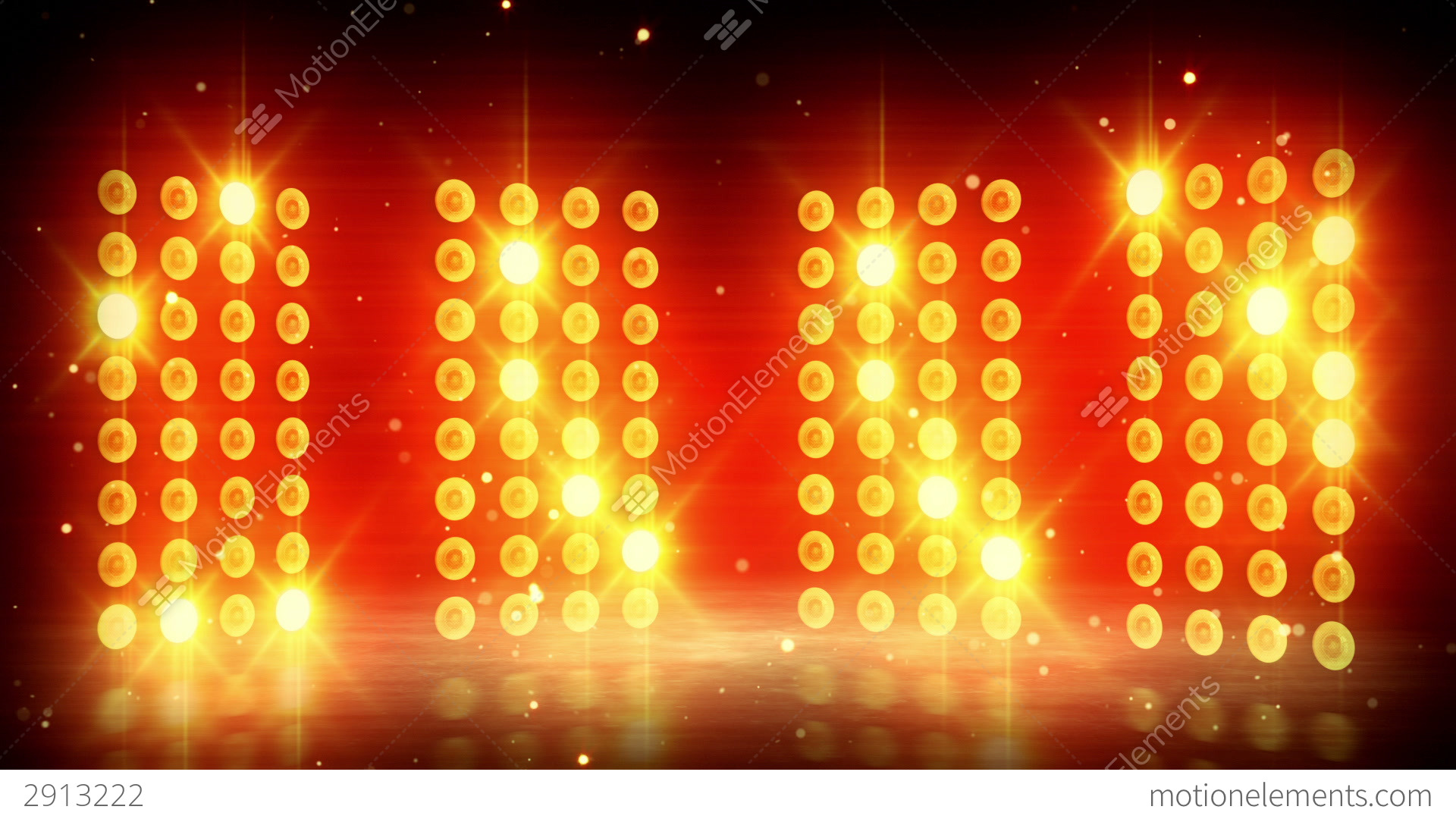 Stage lights background related keywords amp suggestions stage lights -  Alt Video Yellow Stage Lights Loopable Background