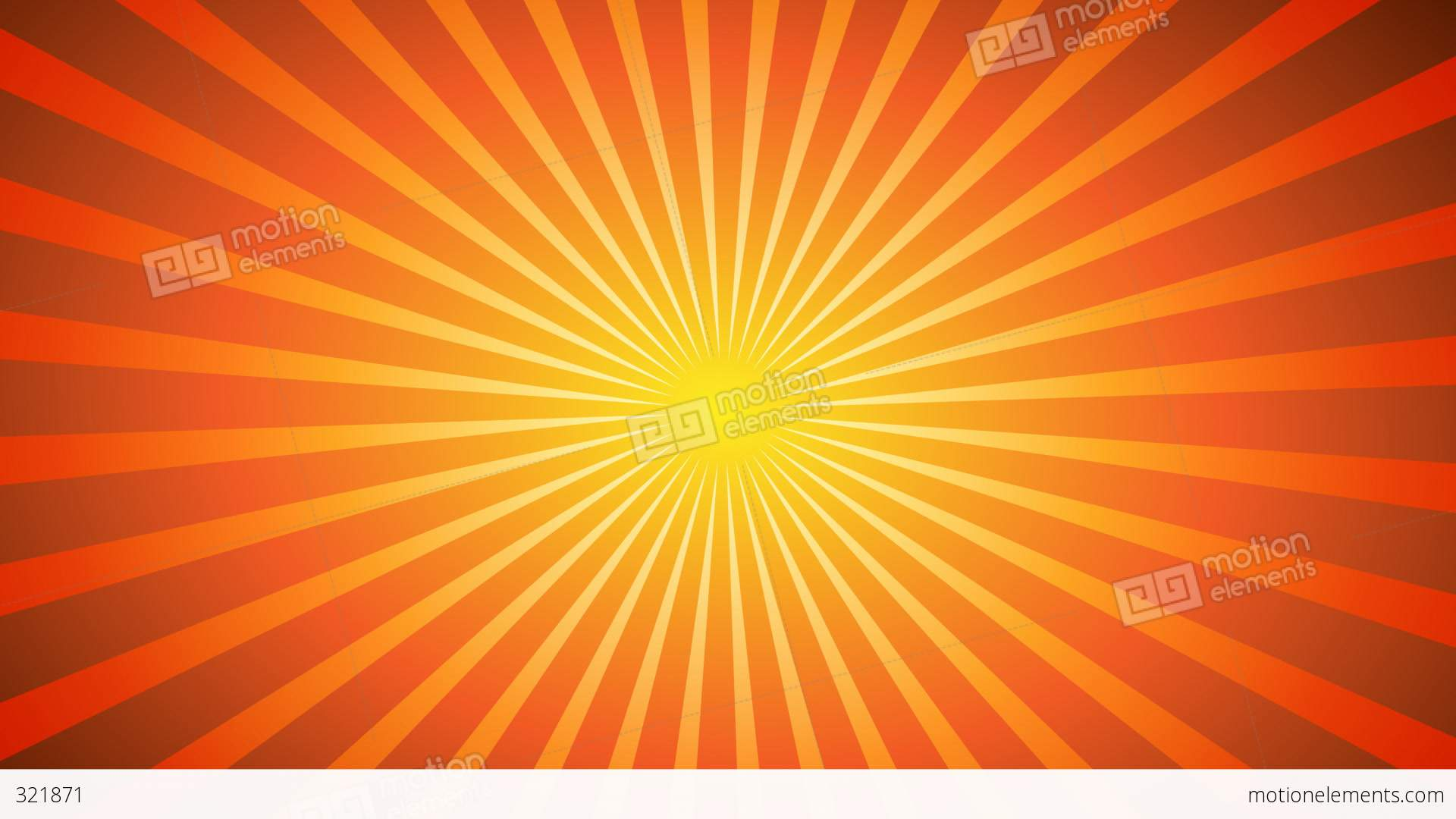 Hot sunburst background stock animation 321871 hot sunburst background stock video footage voltagebd Gallery