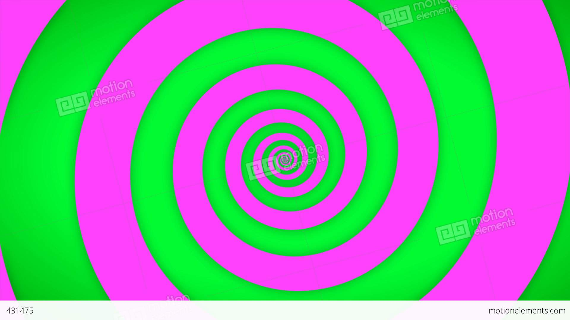 Pink Green And Purple Flowers During Daytime Free Stock: Green-Pink Swirl Stock Animation
