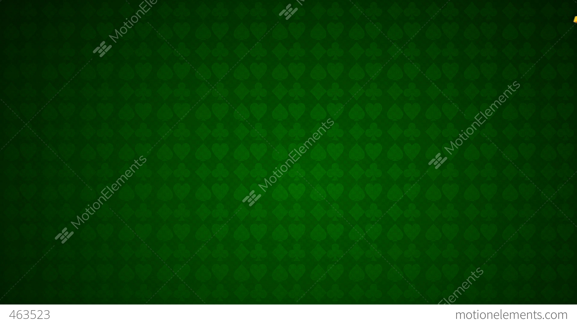 stock with animation slow footage background hd over textured card green suits flow motion diamond video