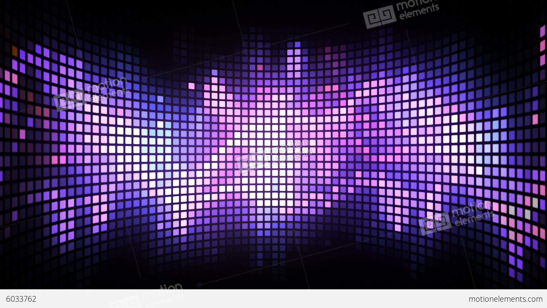 Curved Dance Light Box Background Stock Animation 6033762
