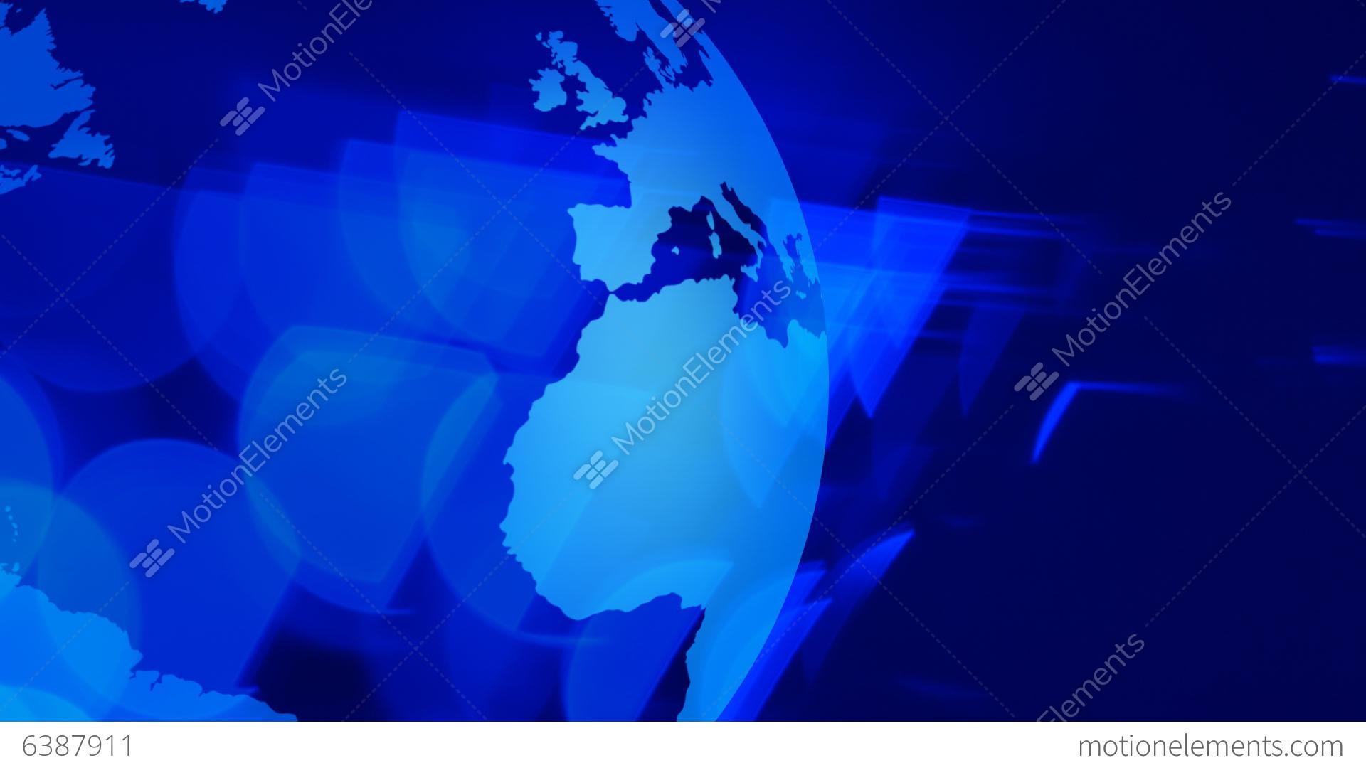 rotating world globe technology background stock video World Globe Vector Clip Art Spinning Earth Clip Art
