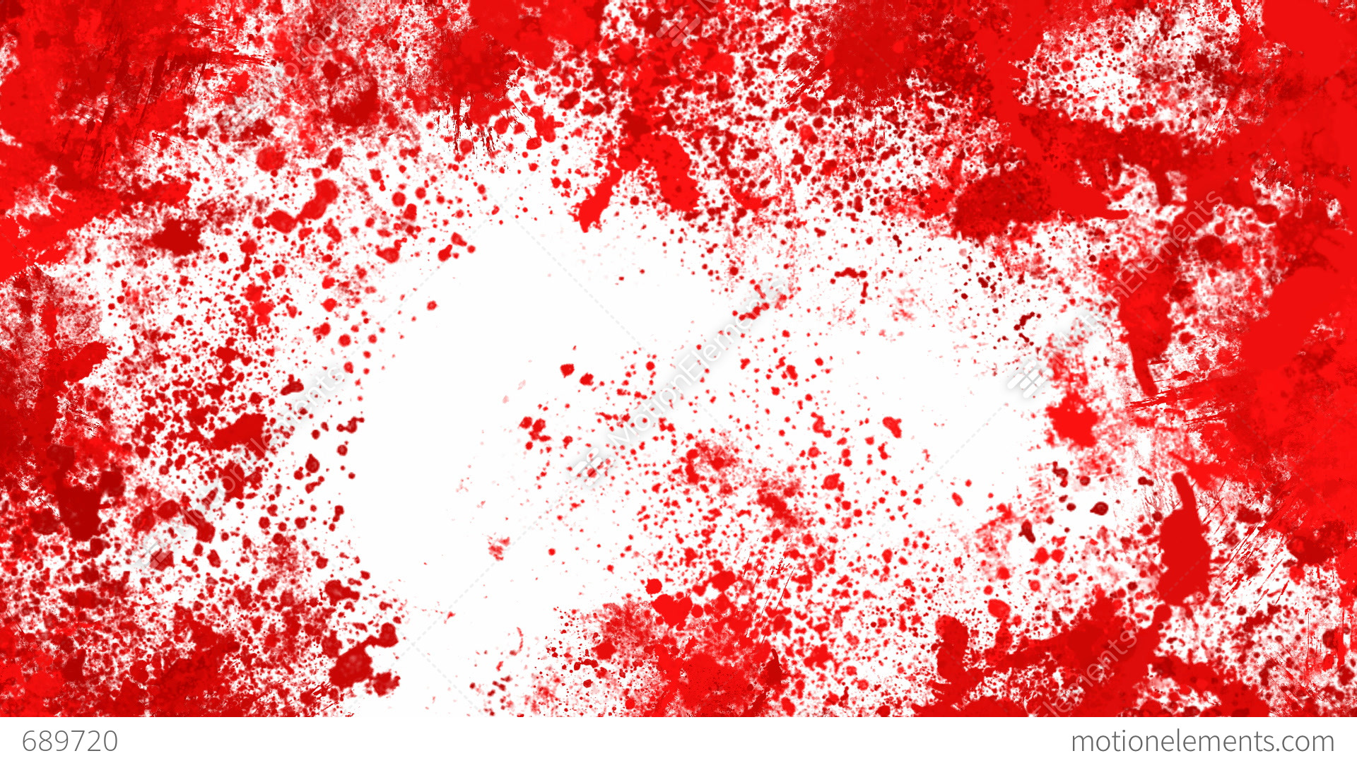 blood splashes stock animation 689720 Science Lab Clip Art Communication Clip Art