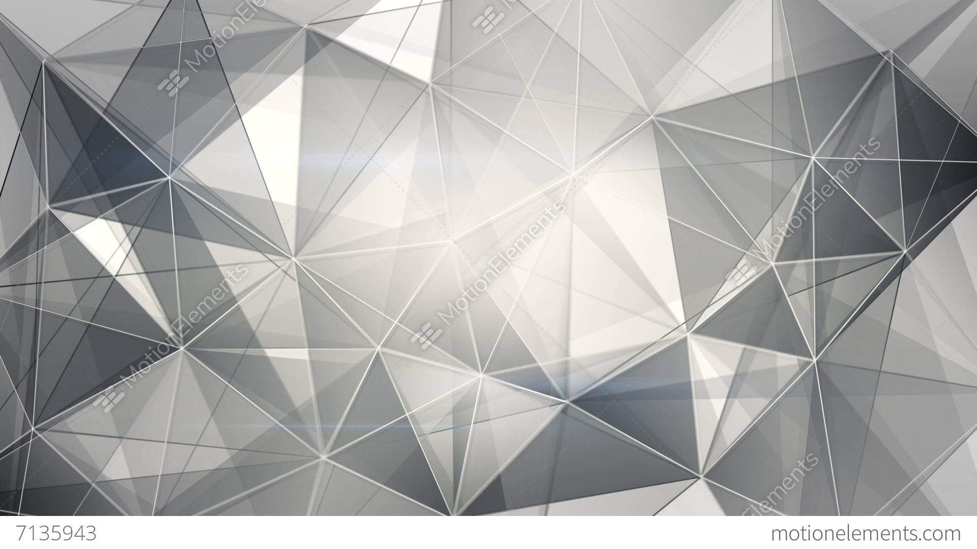abstract black and white web background loop 4k 4096x2304 stock